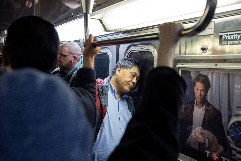 3 train commuter