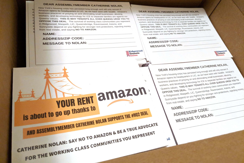 Amazon mailer