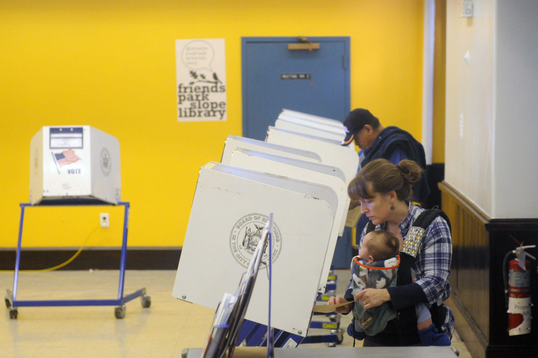 Park Slope voters