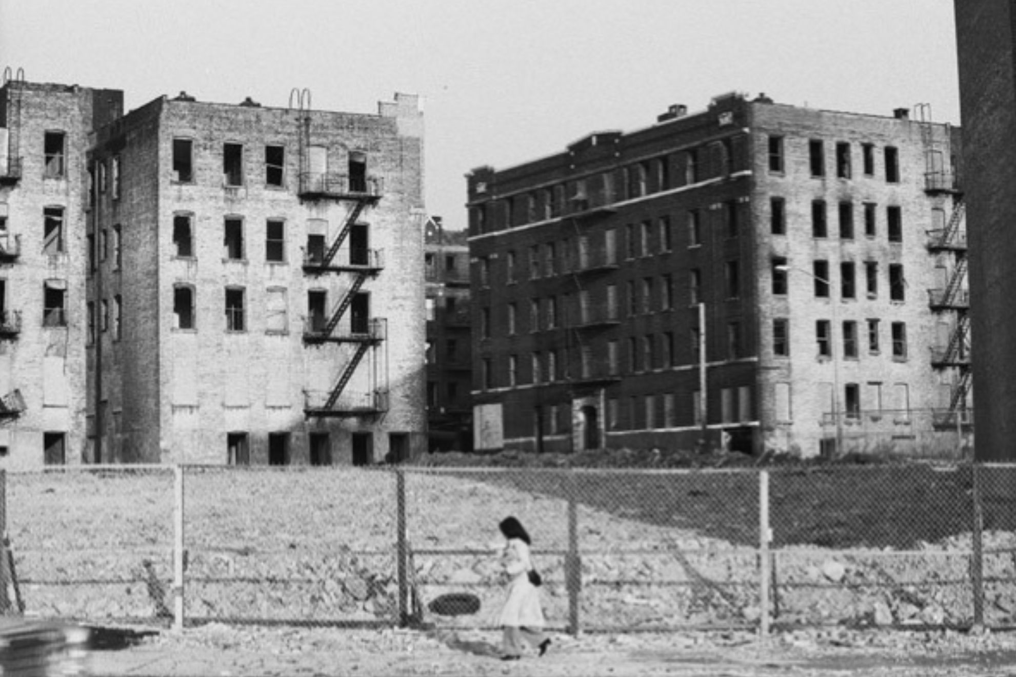 East 164th Street in 1980