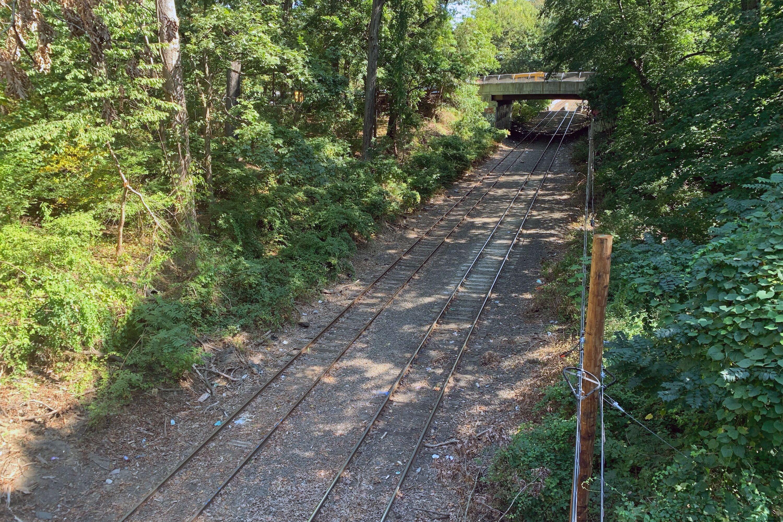 Rockaway Branch rail line
