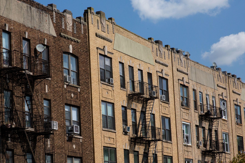 Crown Heights buildings