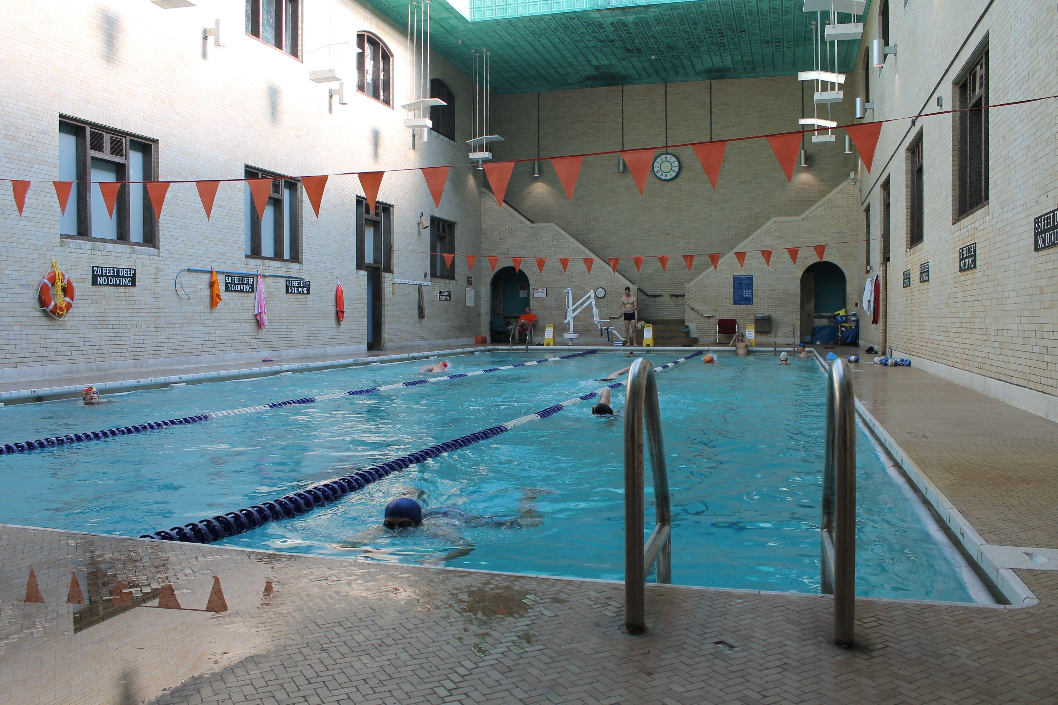 Metropolitan Recreation Center