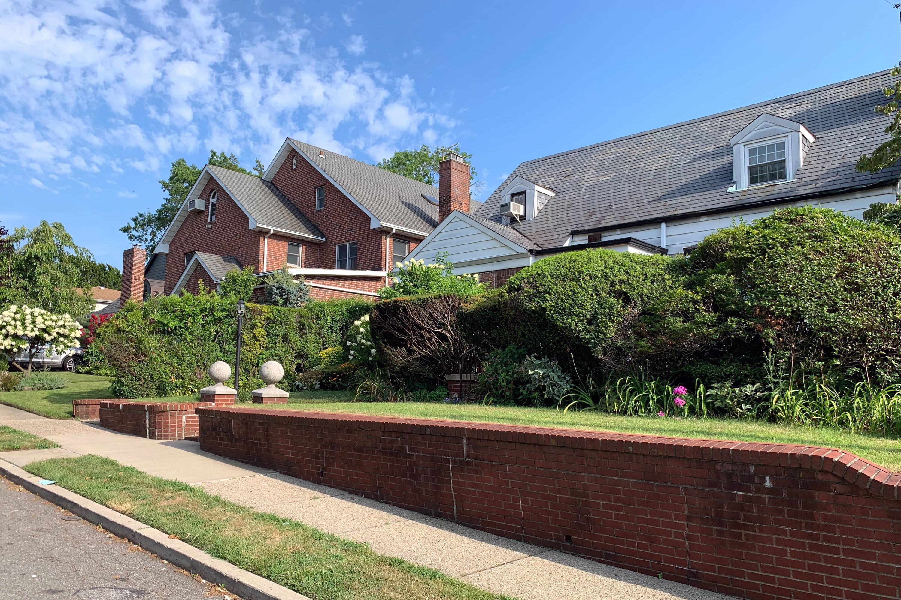 Homes in Kew Gardens Hills, Aug. 6, 2019.s
