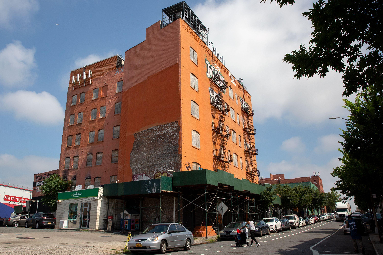 South Bronx Storage Center