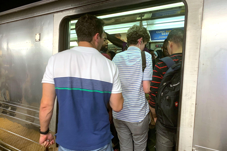 MTA Delays