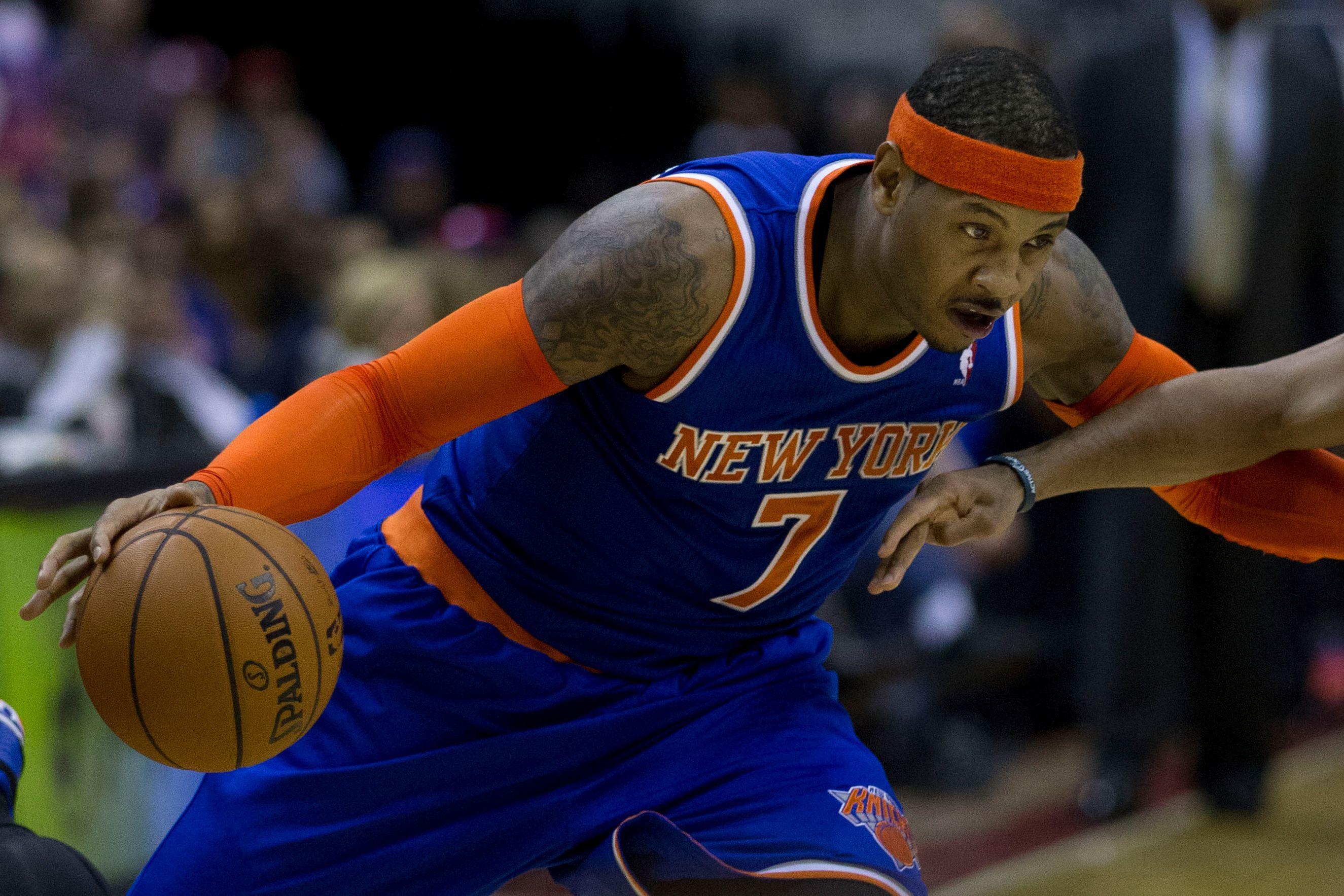 Knicks at Wizards