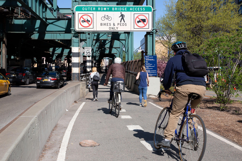 Queensboro Bridge Path