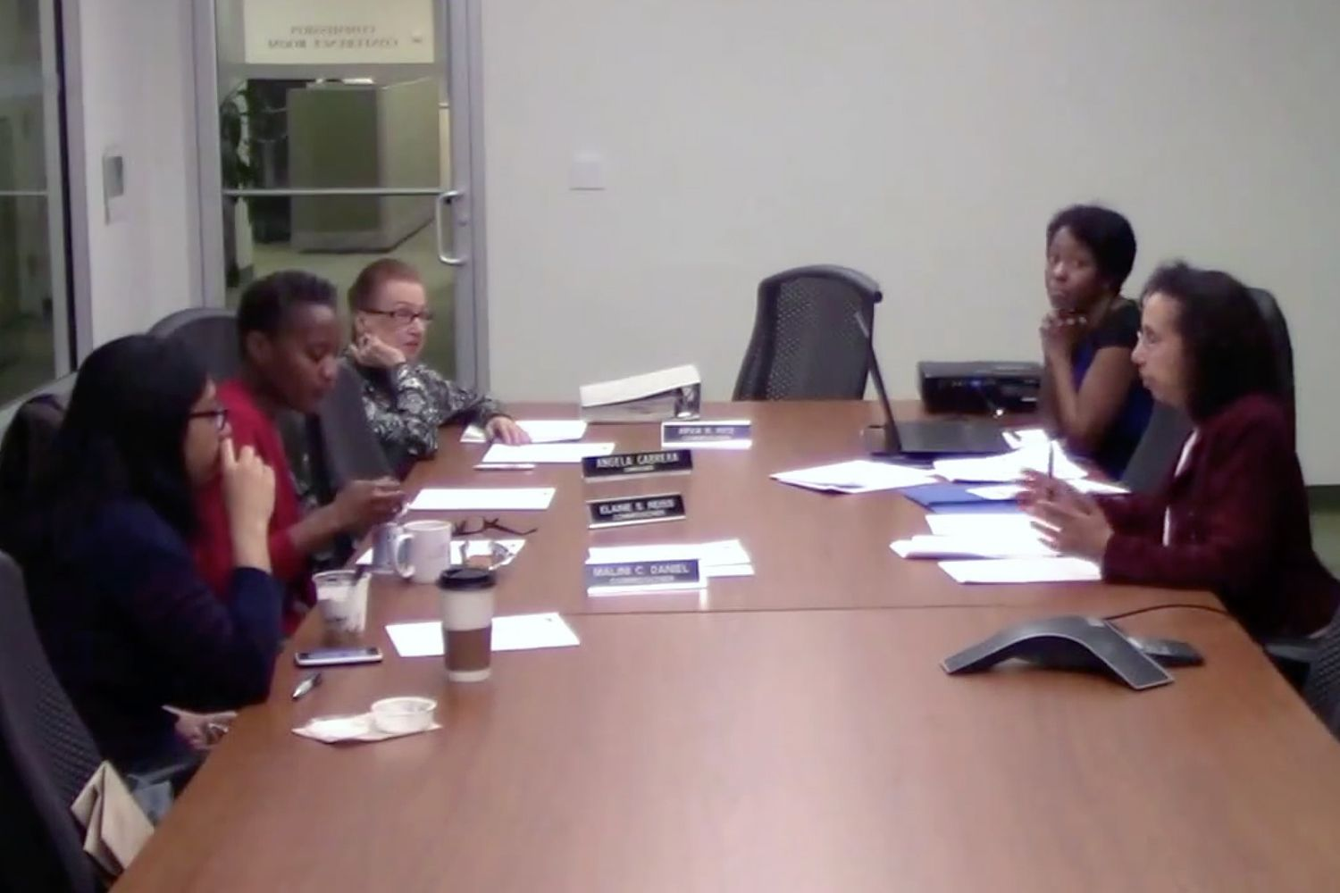 Equal Employment Practices Commission meeting