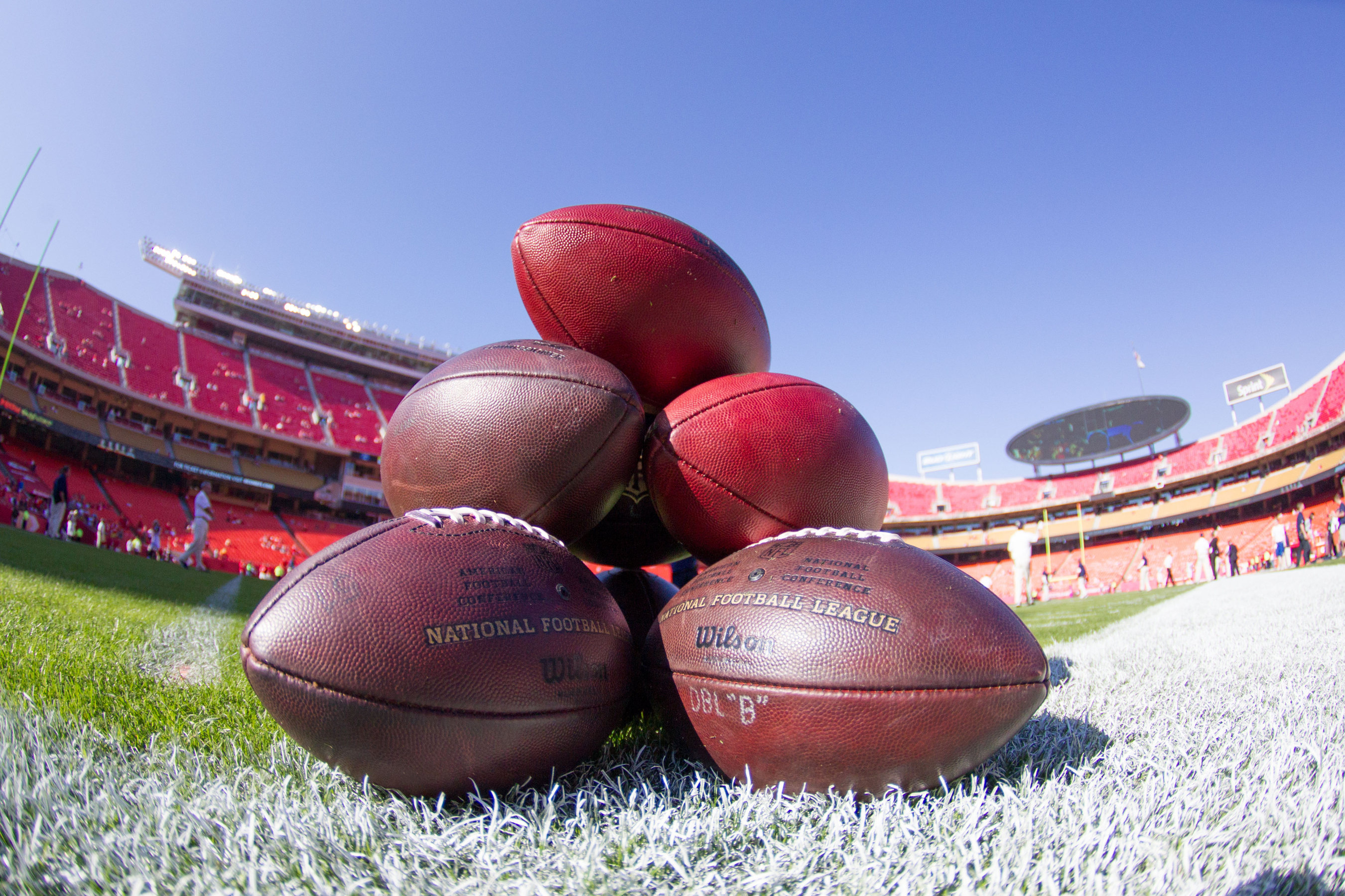 NFL: OCT 26 Rams at Chiefs
