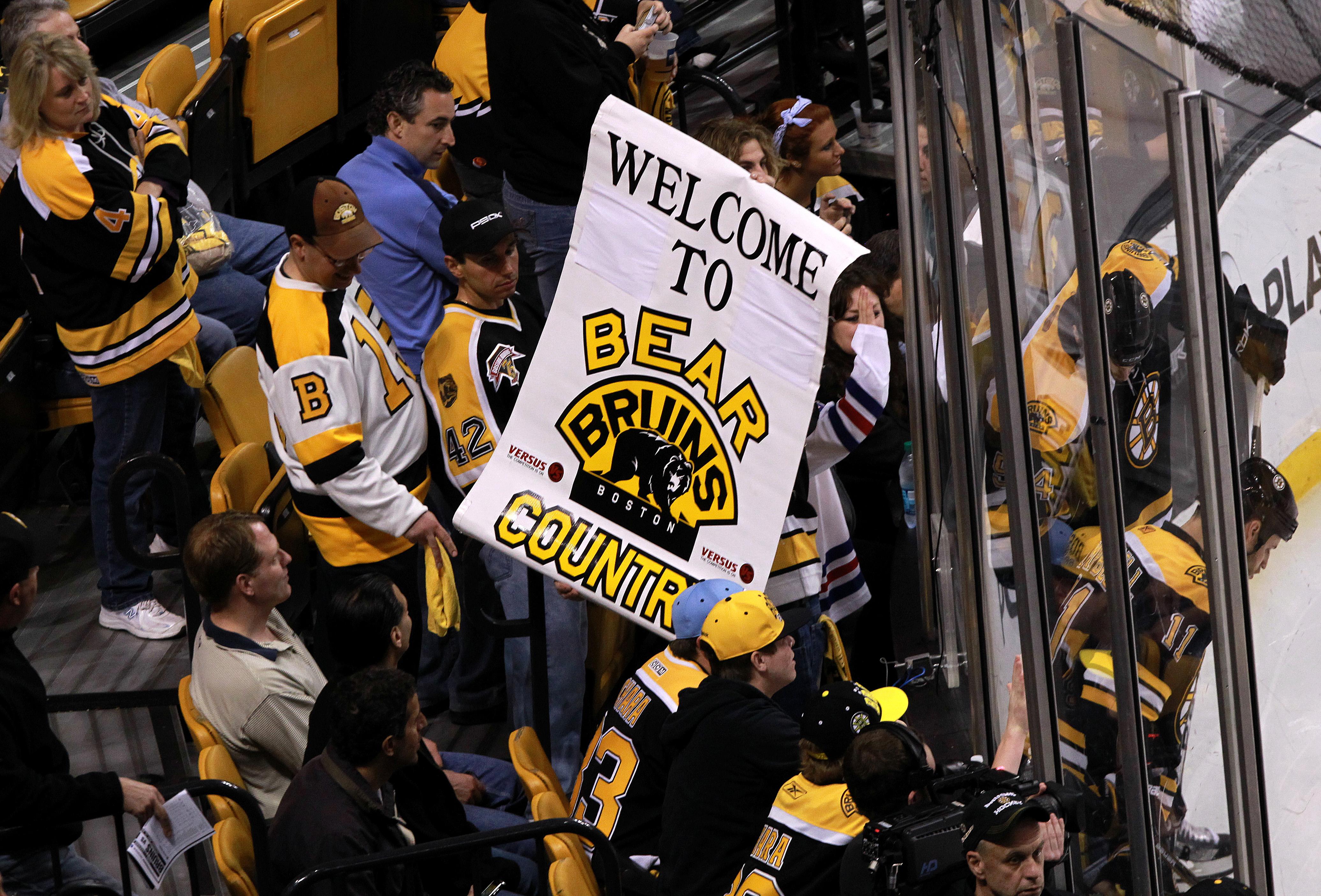Tampa Bay Lightning Vs. Boston Bruins At TD Garden