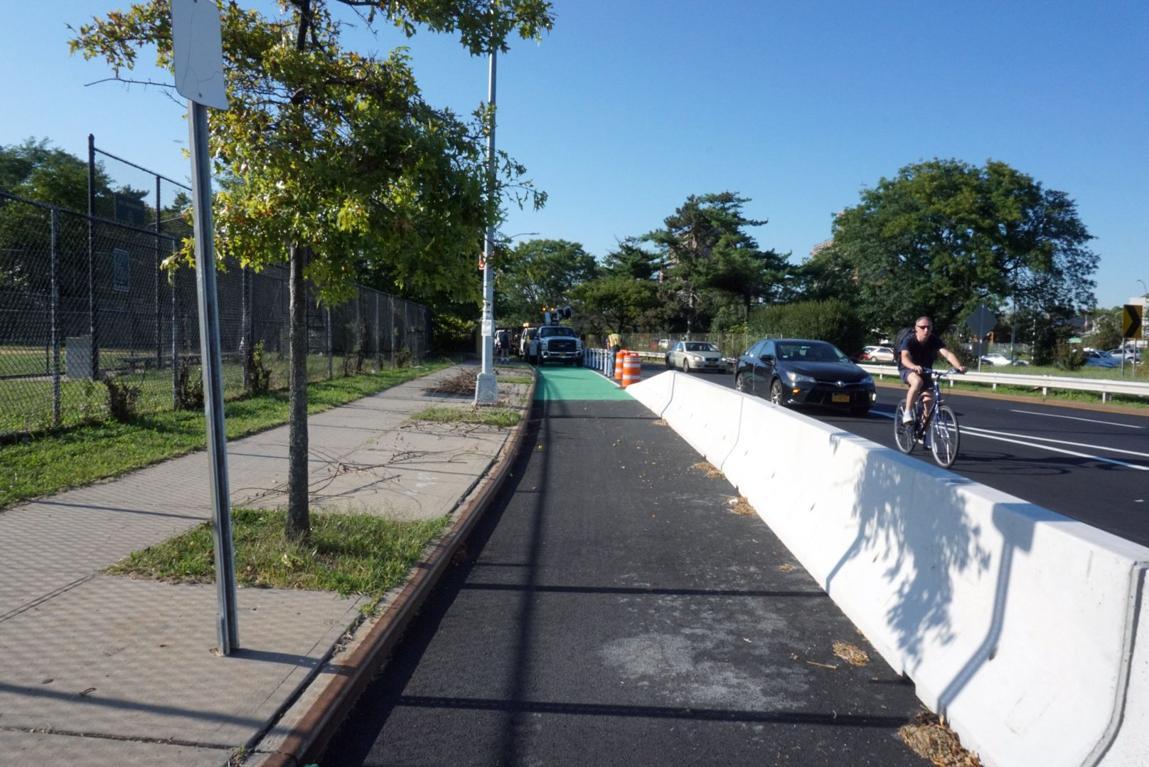 Shore Parkway Bike Lane