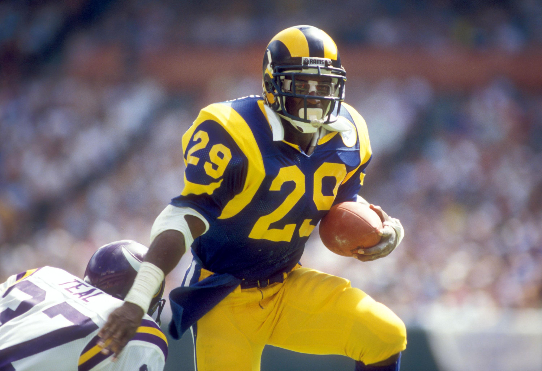 Eric Dickerson - Los Angeles Rams - File Photos