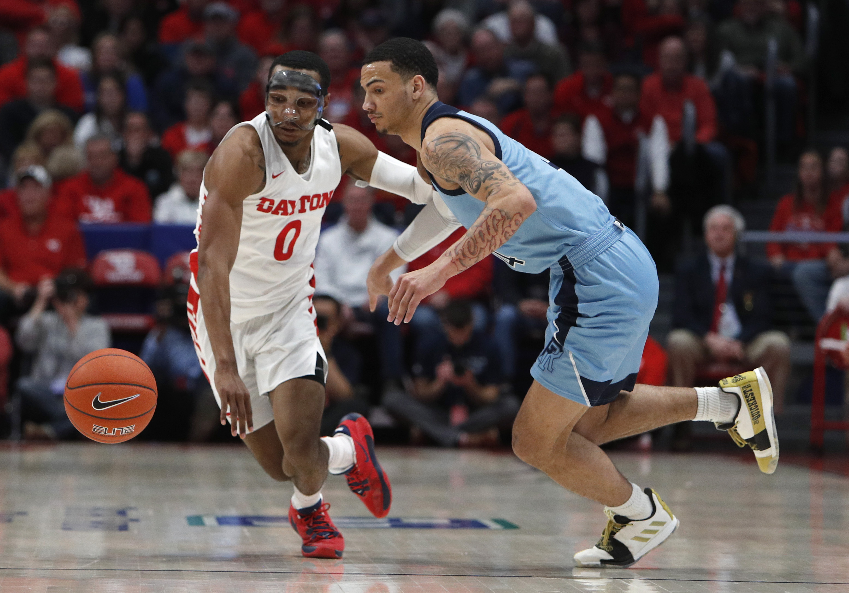 NCAA Basketball: Rhode Island at Dayton