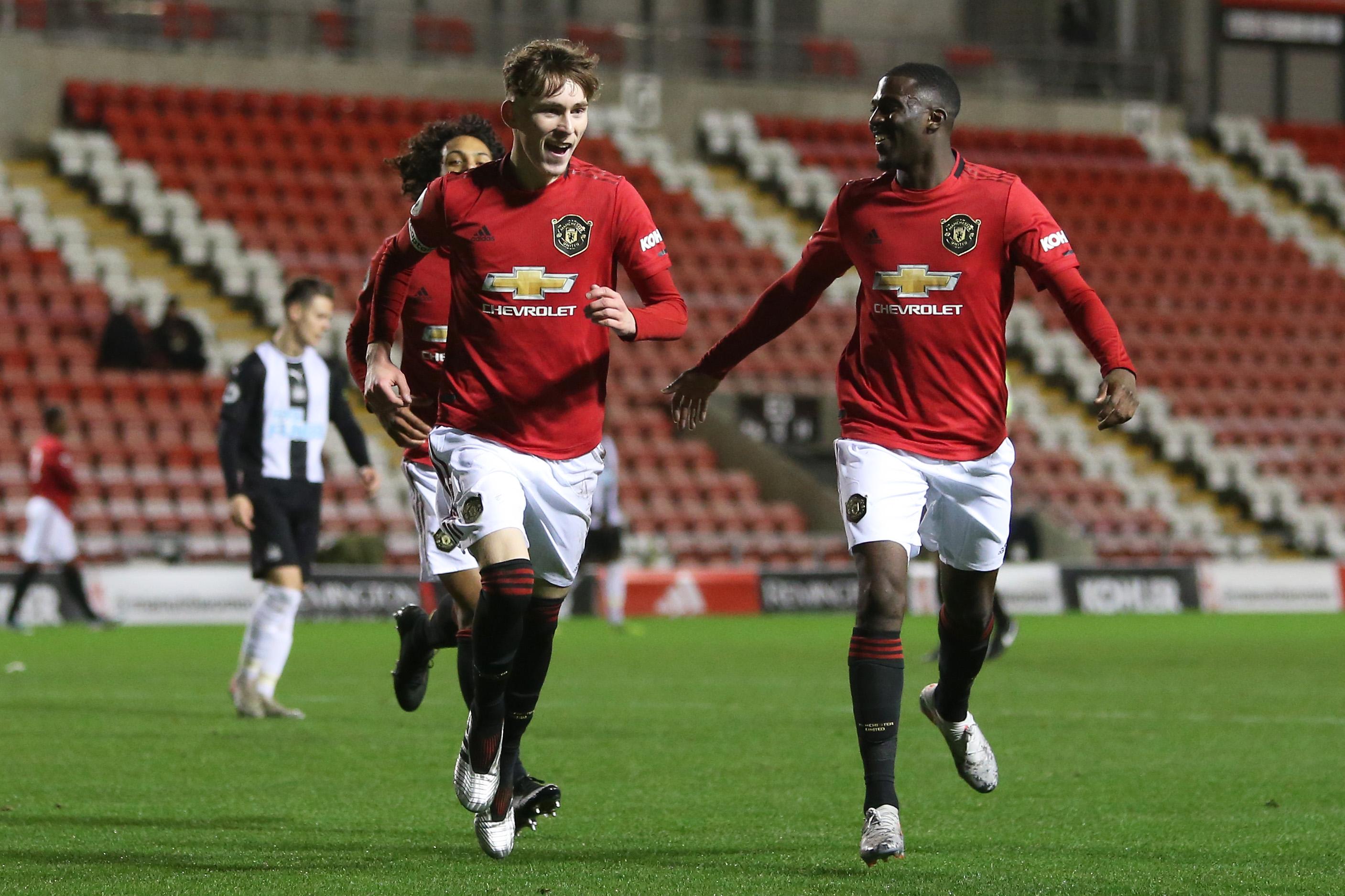 Manchester United v Newcastle United - Premier League 2