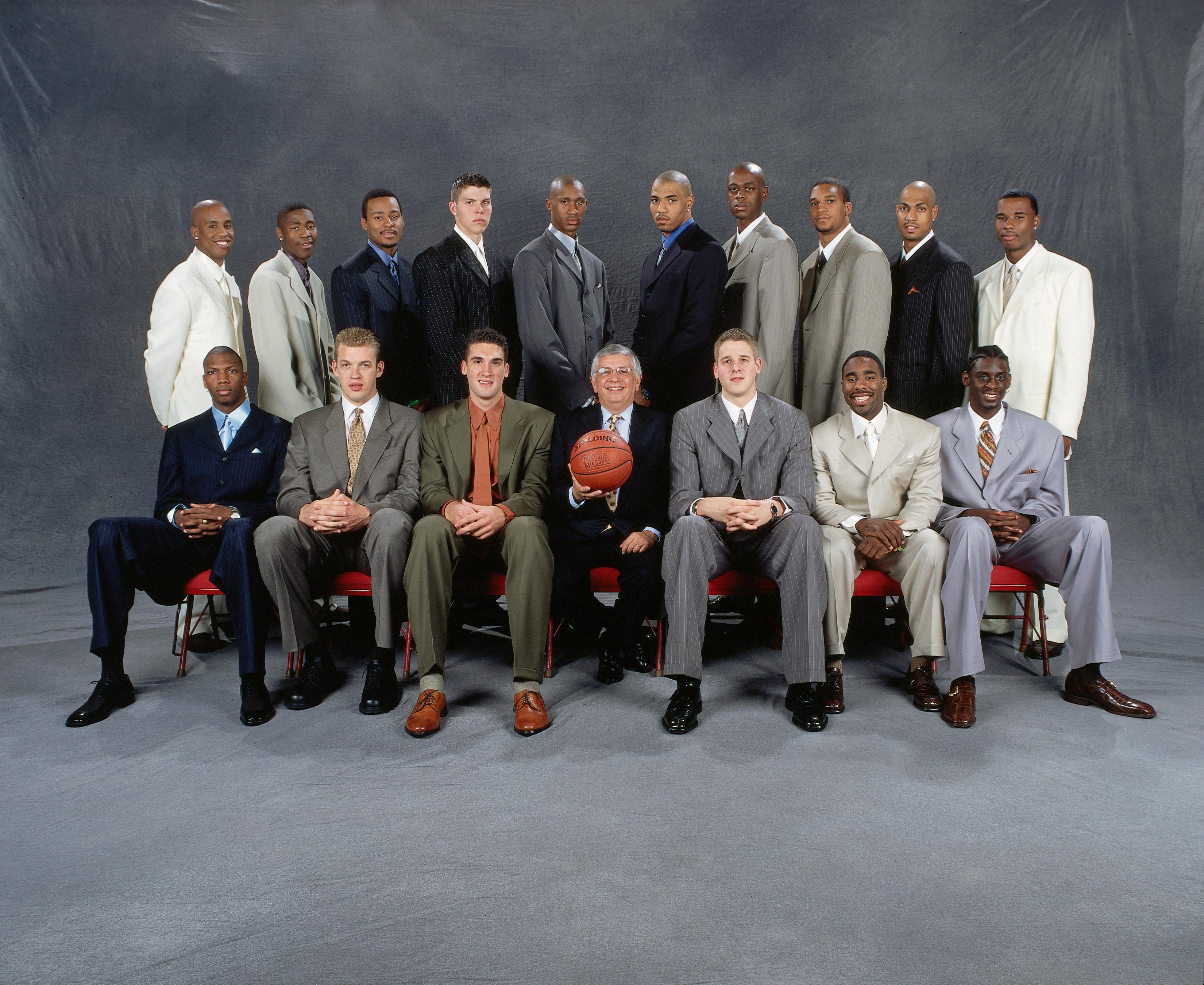 2000 NBA Draft