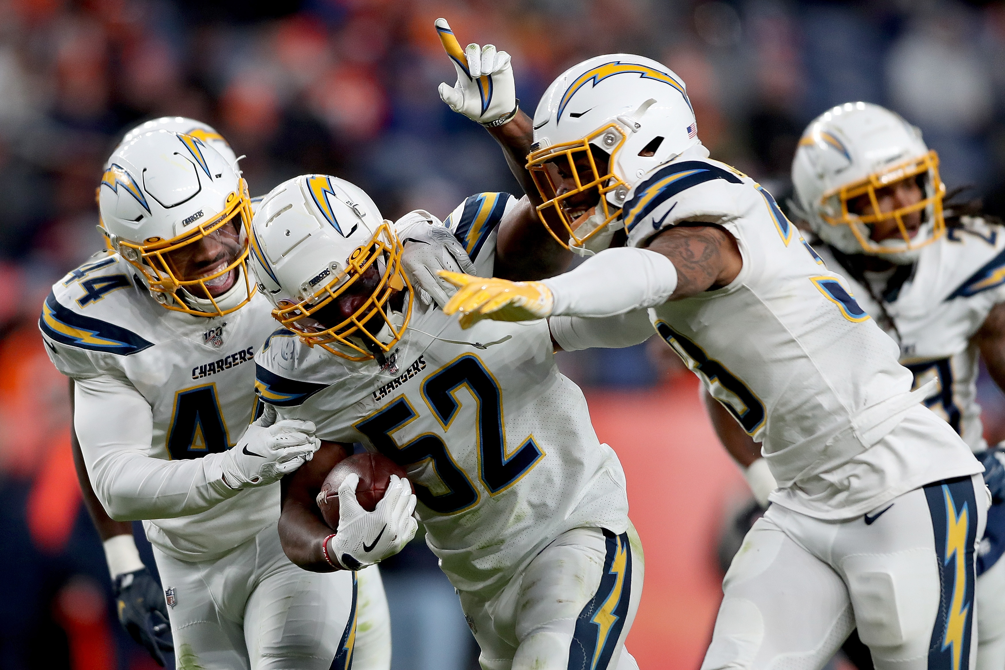 Los Angeles Chargers vDenver Broncos