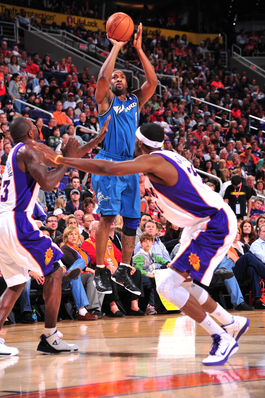 Washington Wizards v Phoenix Suns