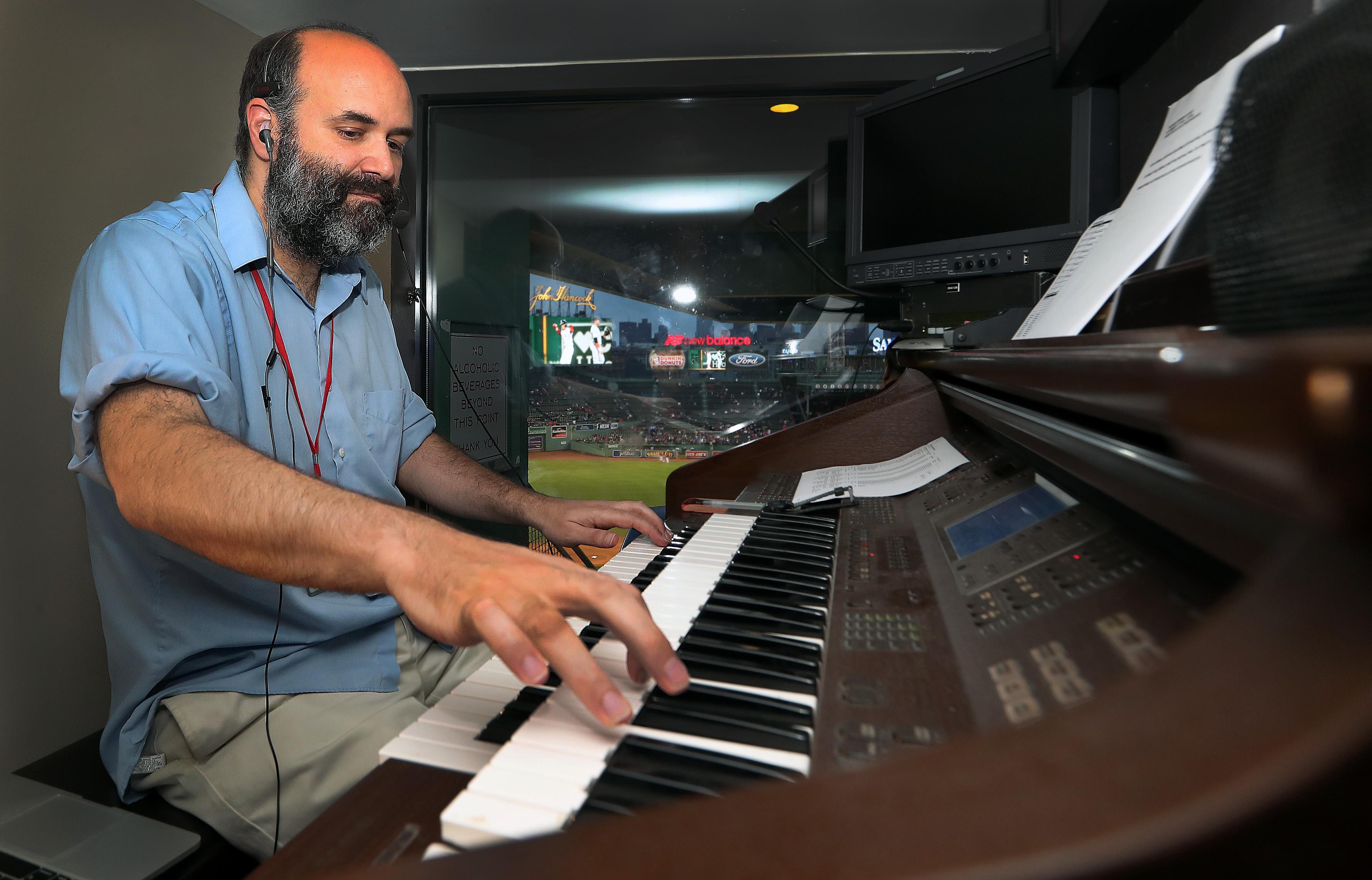 Fenway Park Organist Josh Kantor