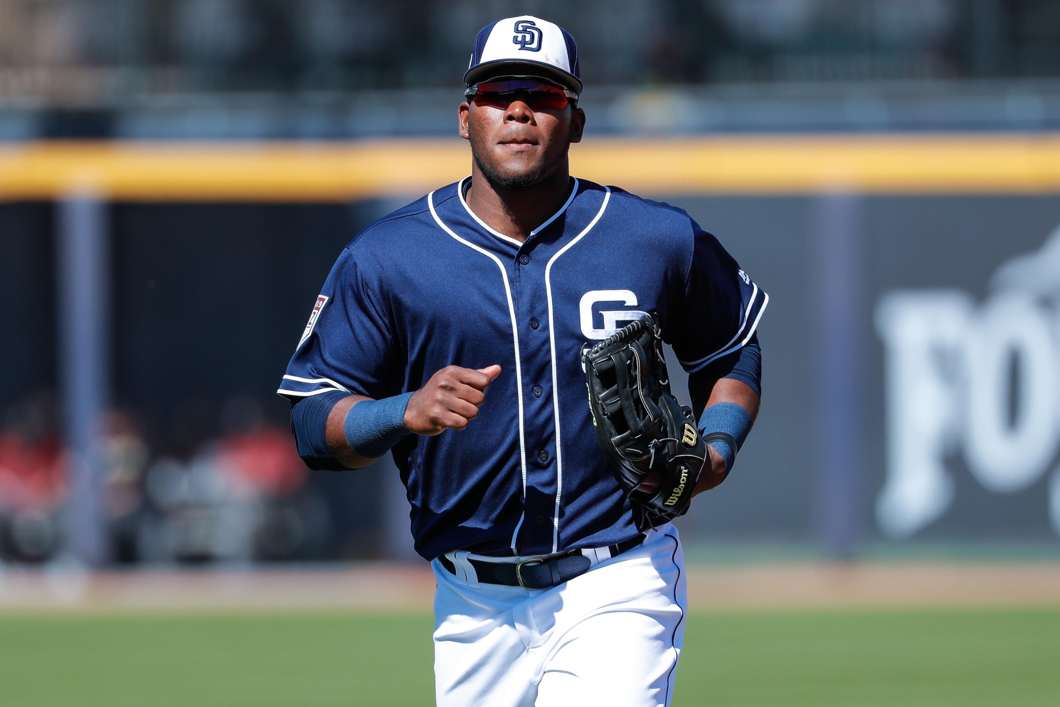 MLB: FEB 27 Spring Training - Diamondbacks at Padres