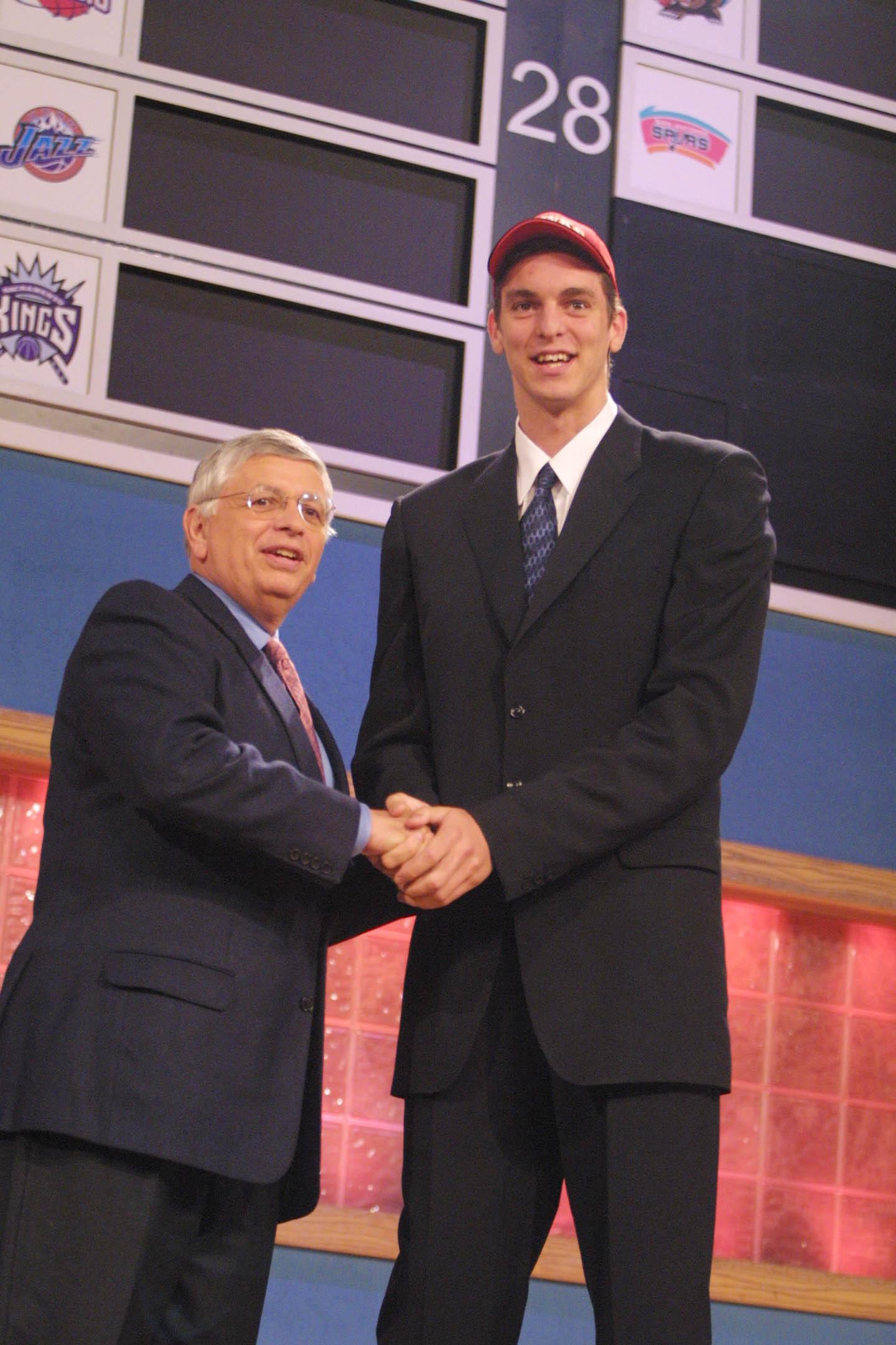 2001 NBA Draft