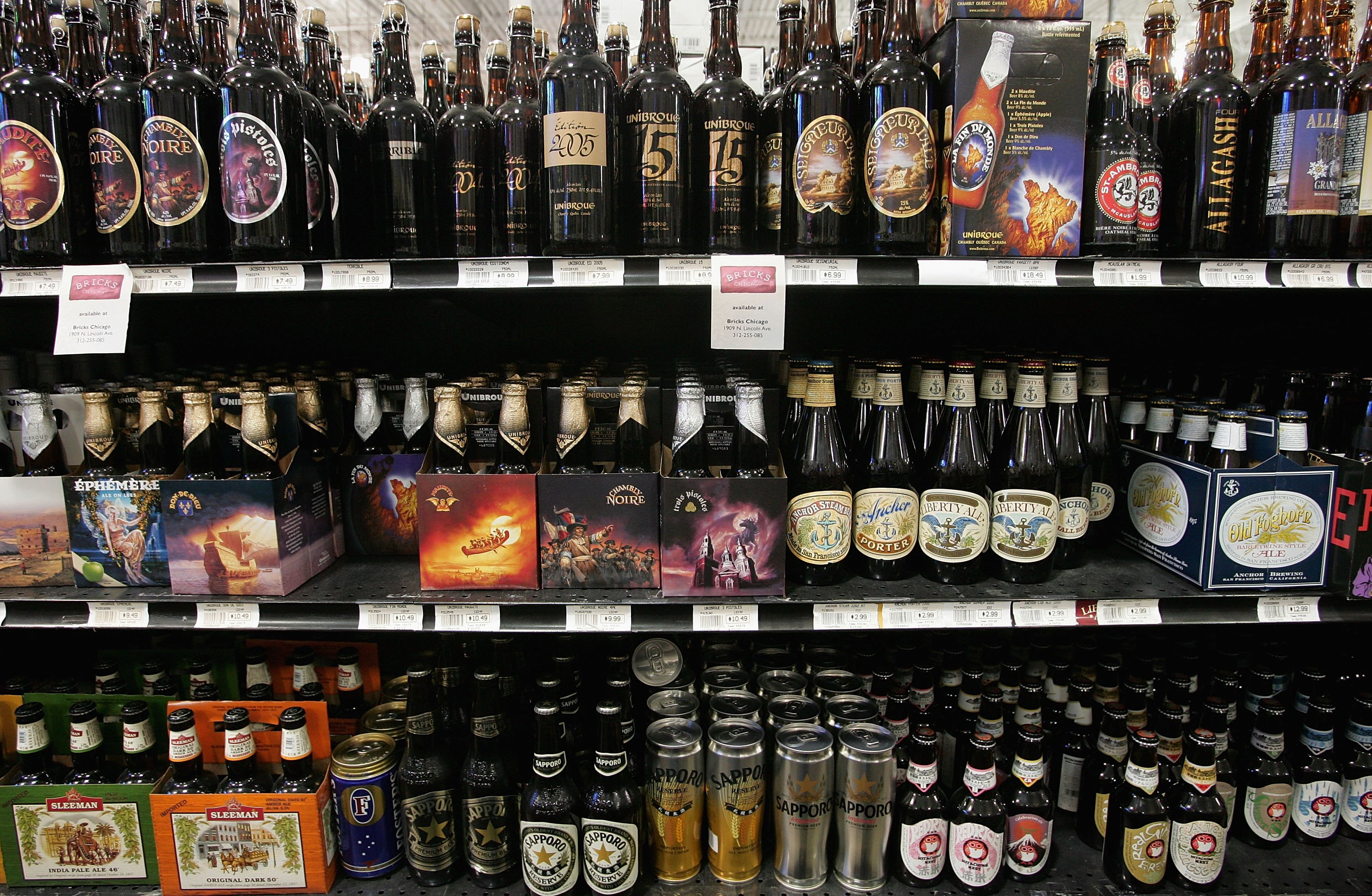Microbreweries Flourish As Traditional Beer Sales Decline