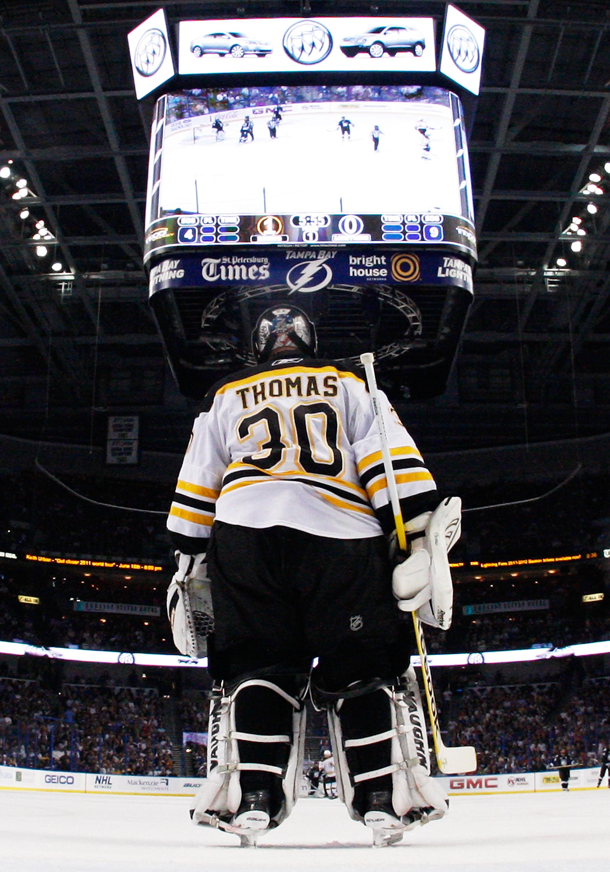 Boston Bruins v Tampa Bay Lightning - Game Three
