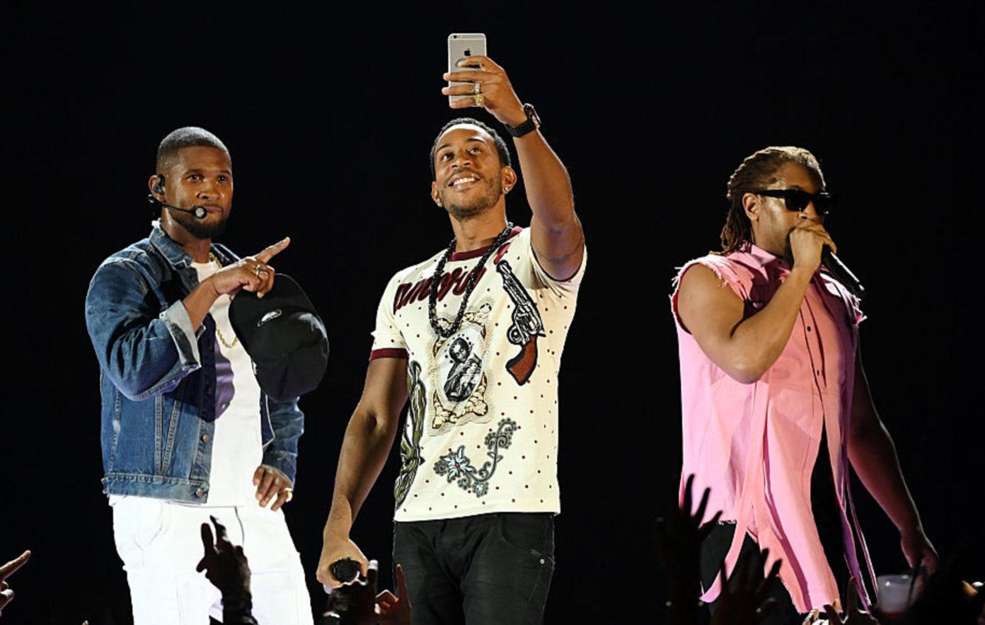 Usher, Lil Jon & Ludacris