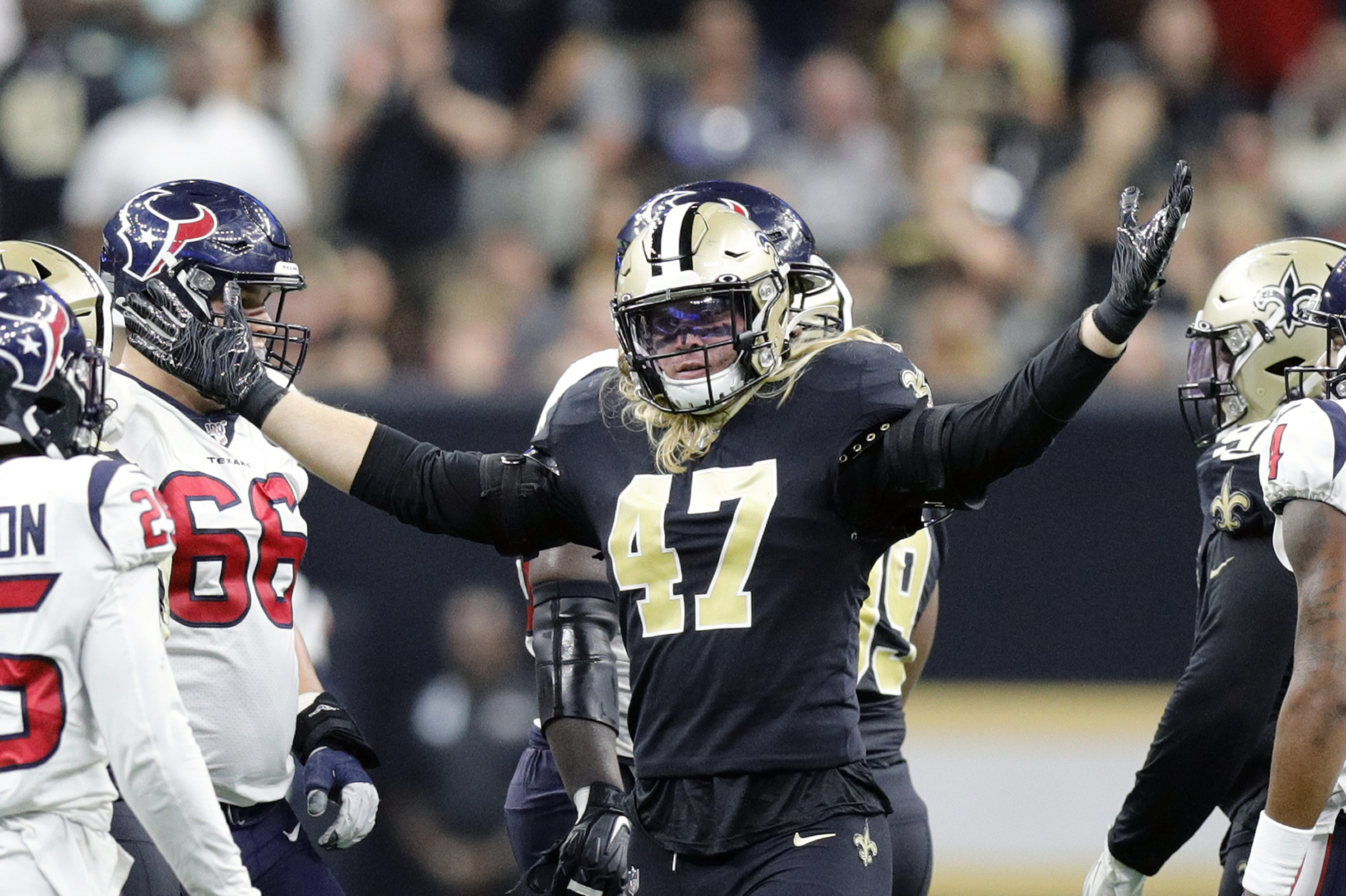 NFL: SEP 09 Texans at Saints