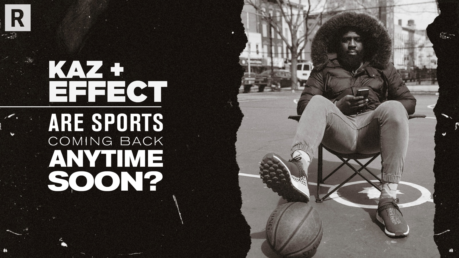 Are sports coming back anytime soon? | 'Kaz + Effect'