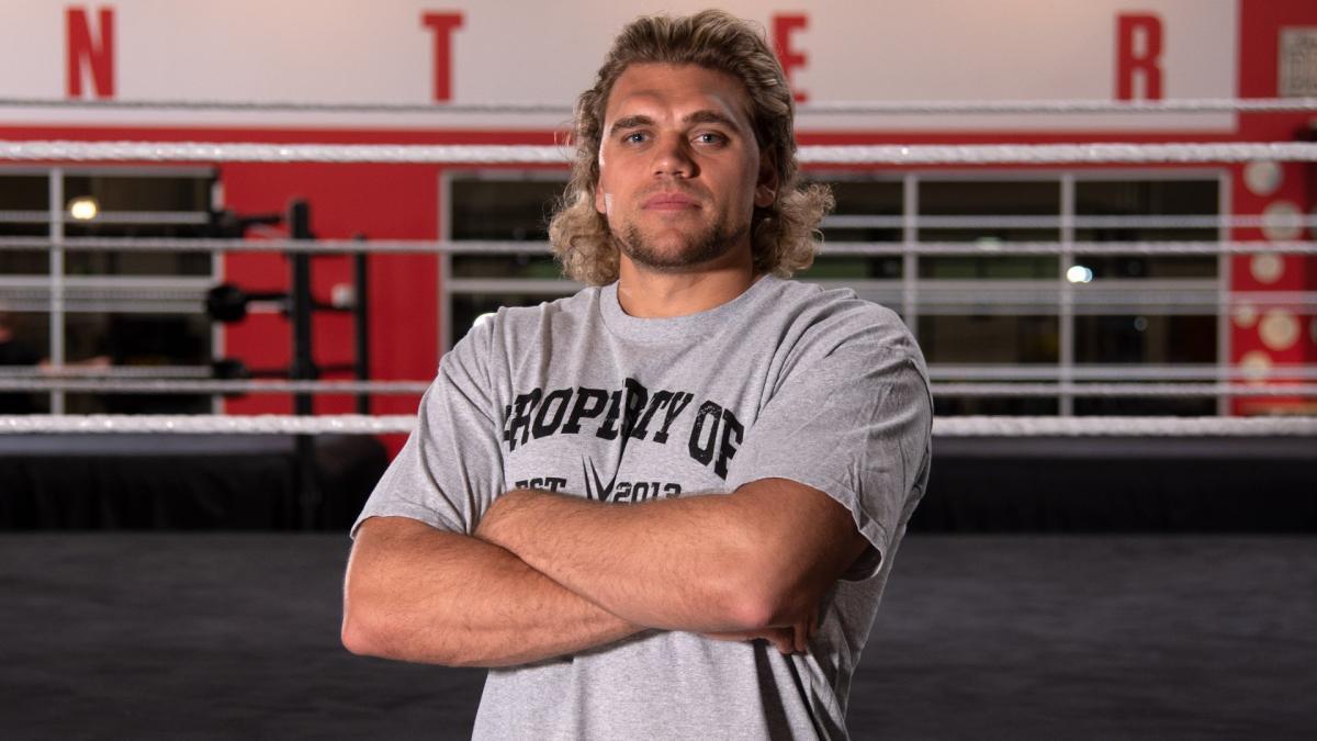 Cal Bloom WWE