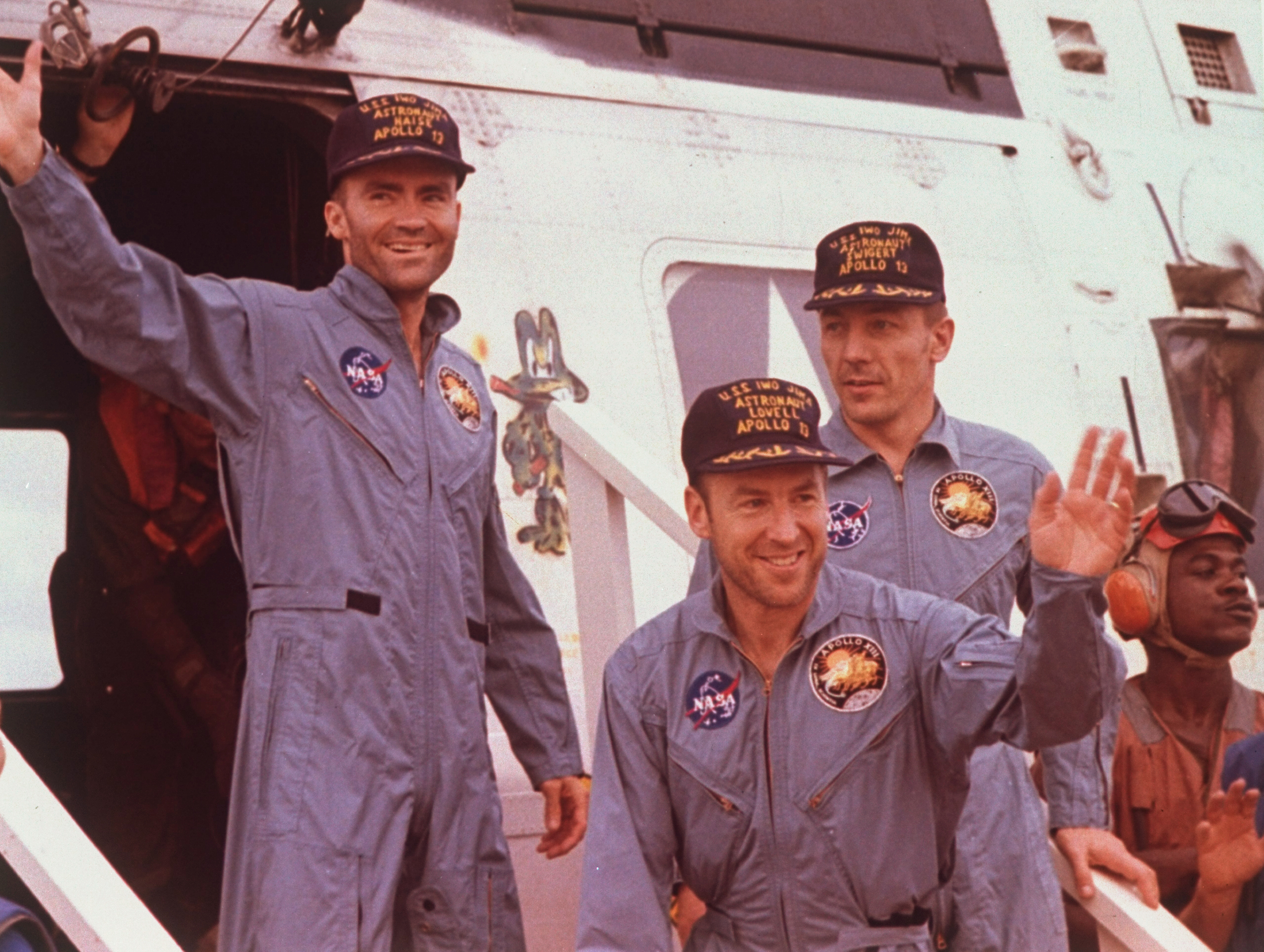 Apollo 13: 50 Years Later
