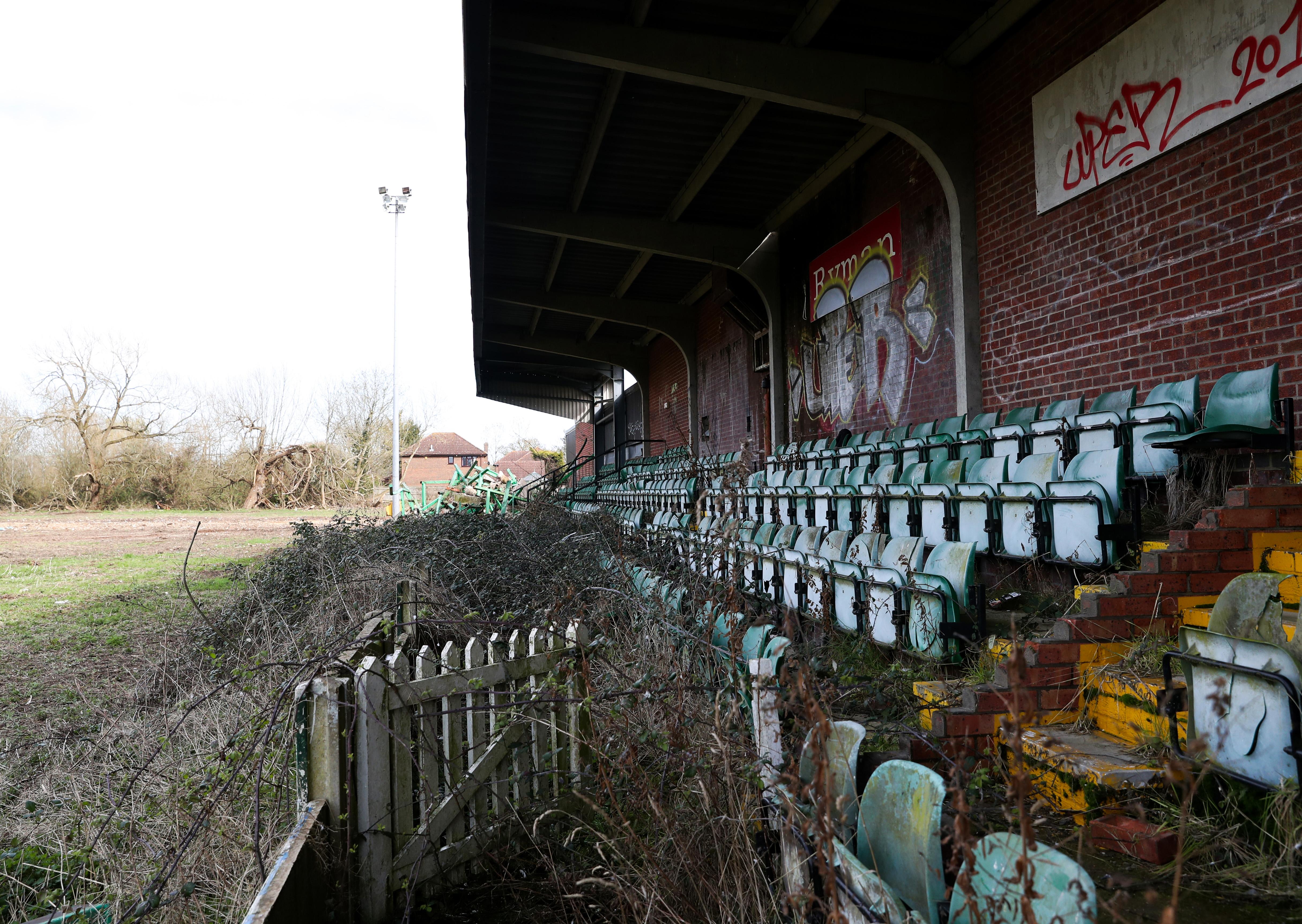 Aylesbury United FC Former Buckingham Road Stadium To Be Demolished