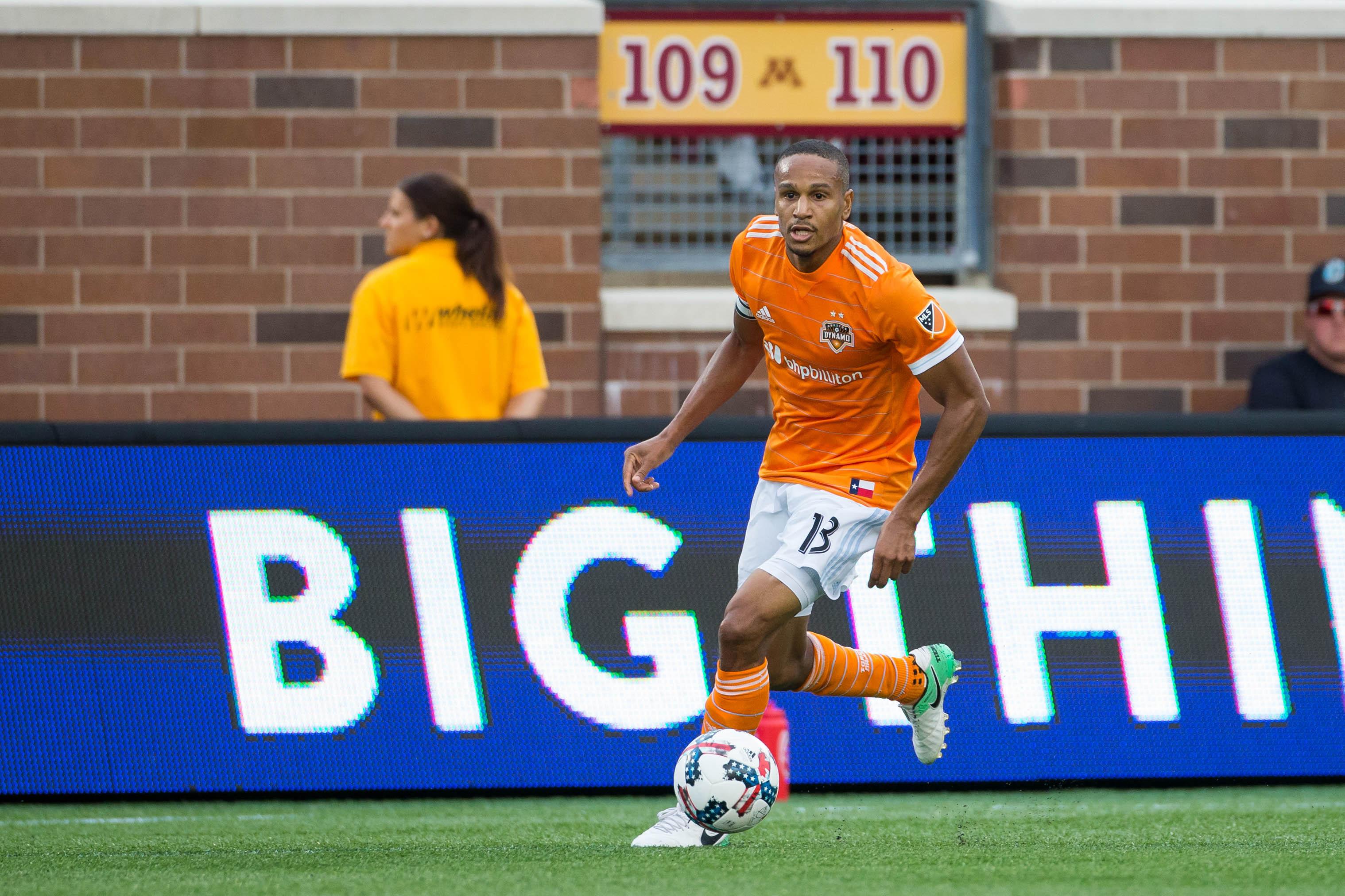 MLS: Houston Dynamo at Minnesota United FC