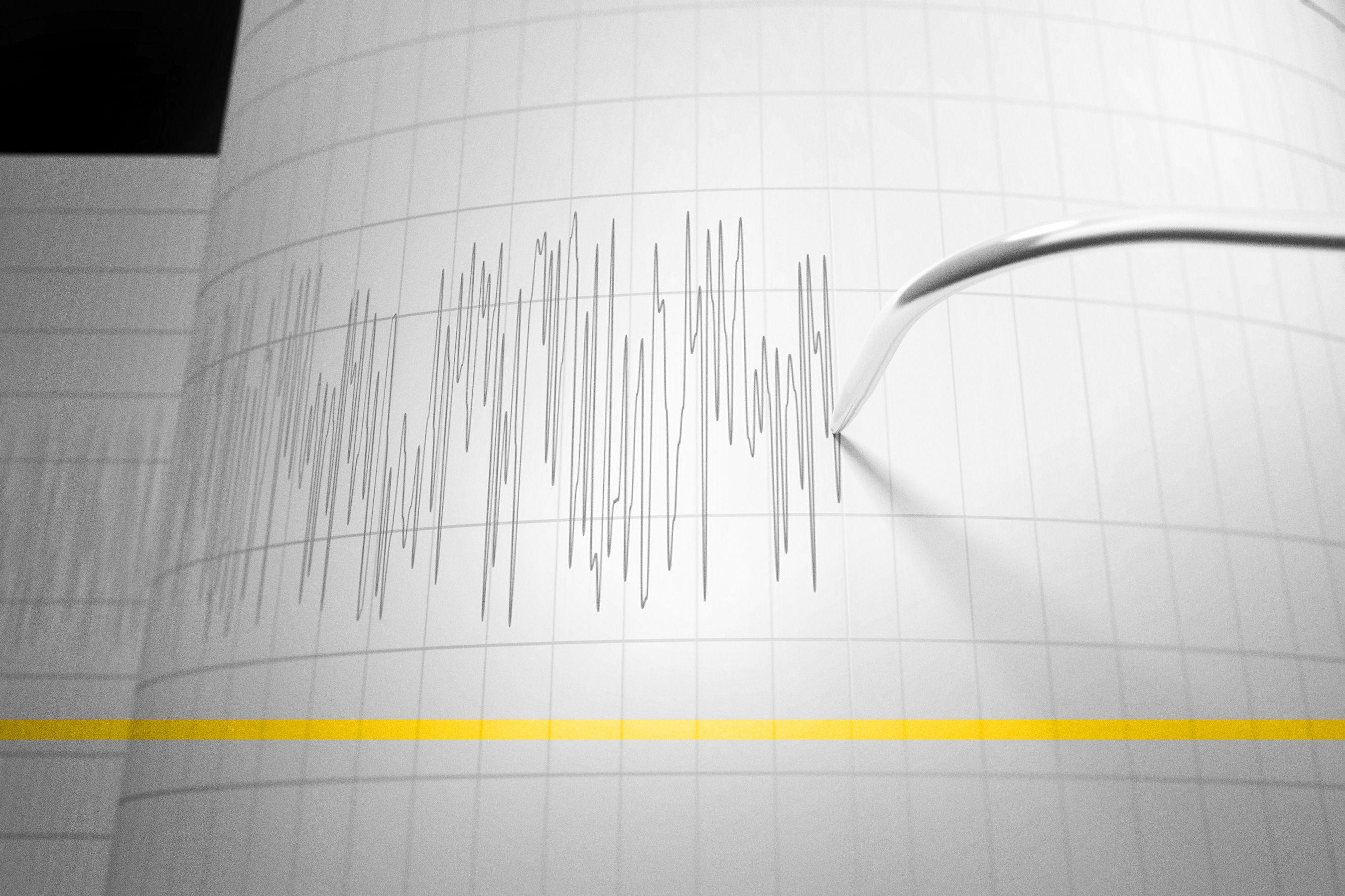 A cluster of earthquakes shook Nevada from Tuesday into Wednesday.