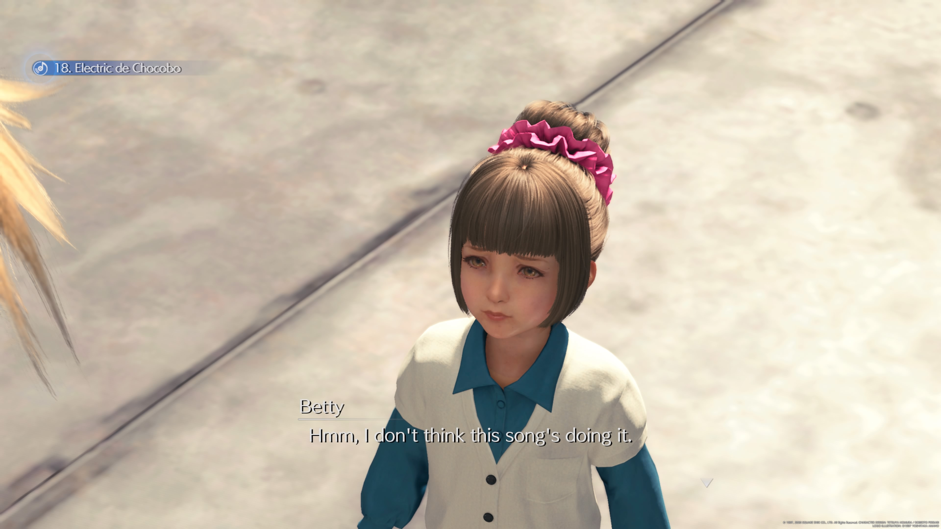 Betty from Final Fantasy 7 Remake