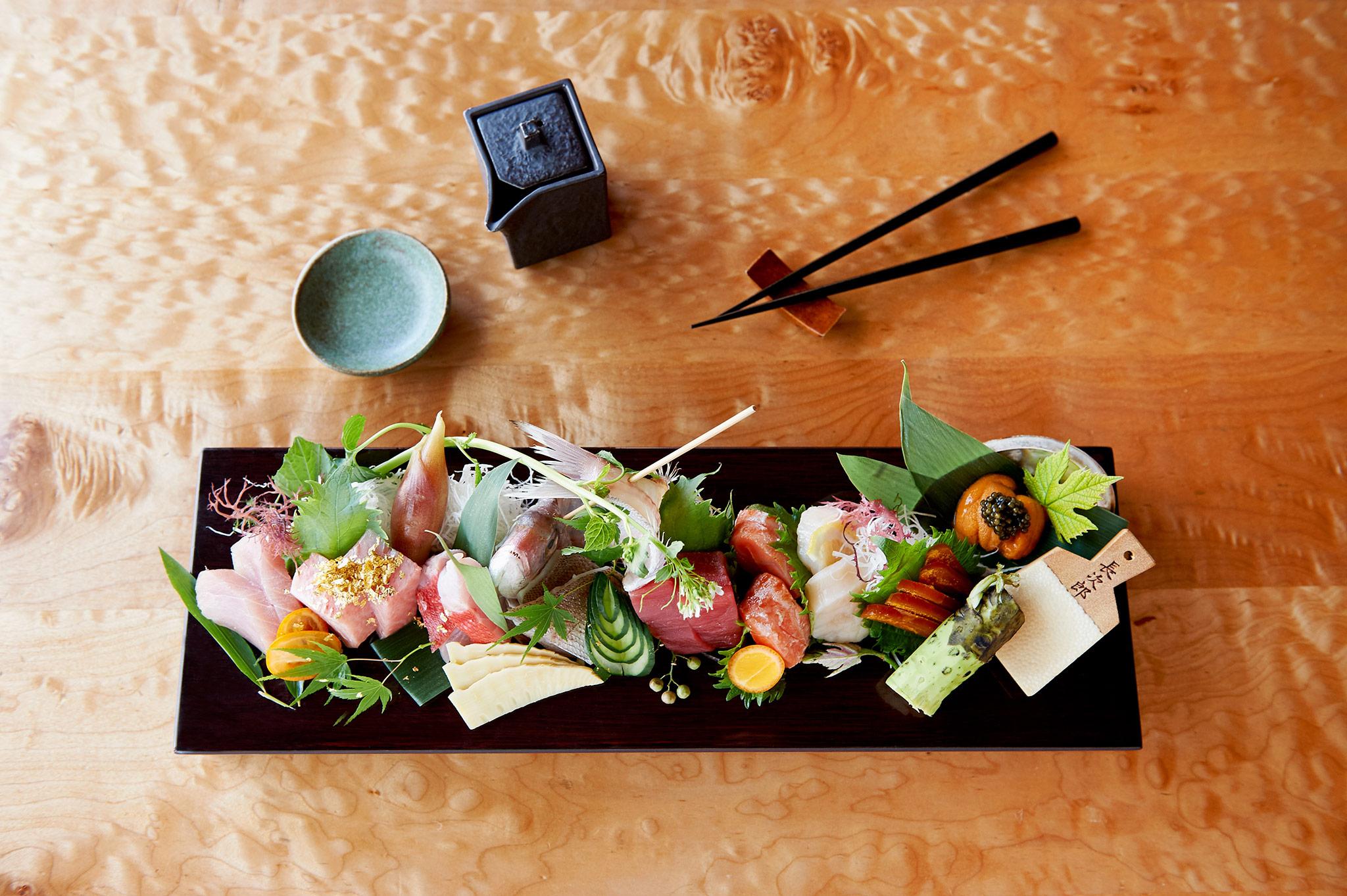 Sushi from Sushi Ran