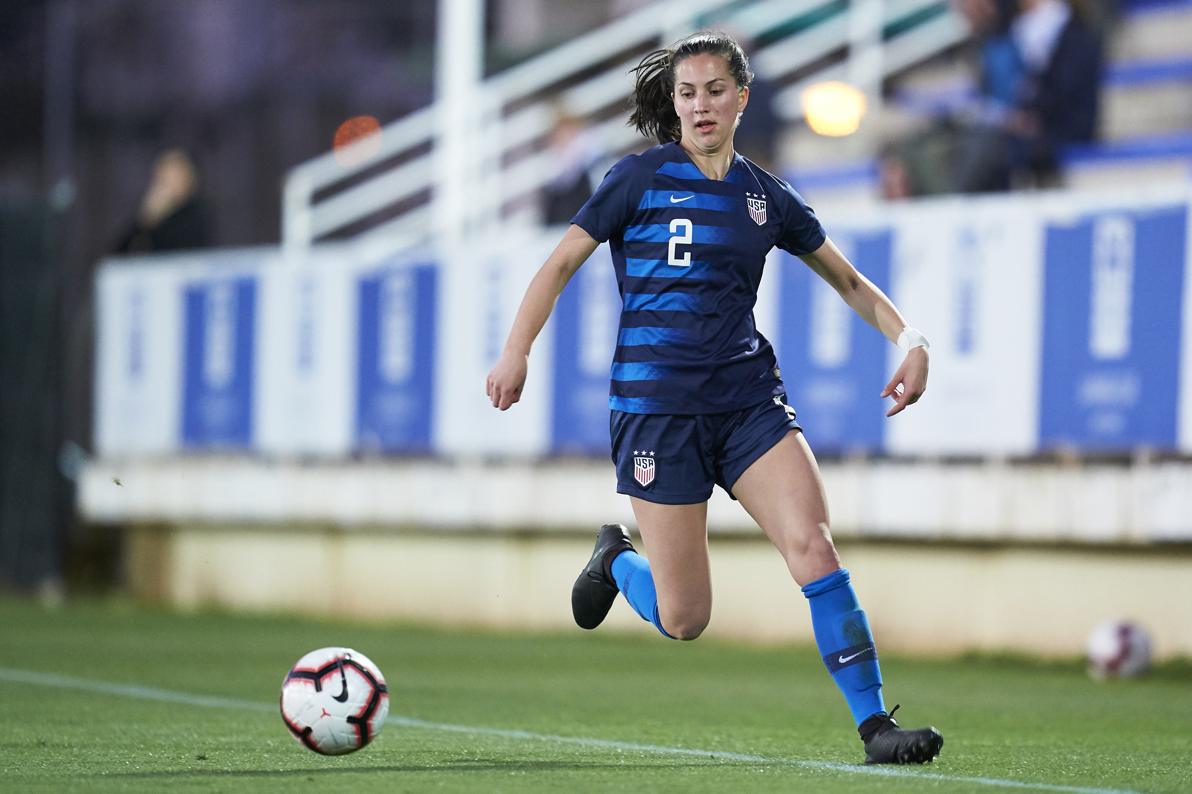 Netherlands U19 Women v USA U19 Women - International Friendly Match