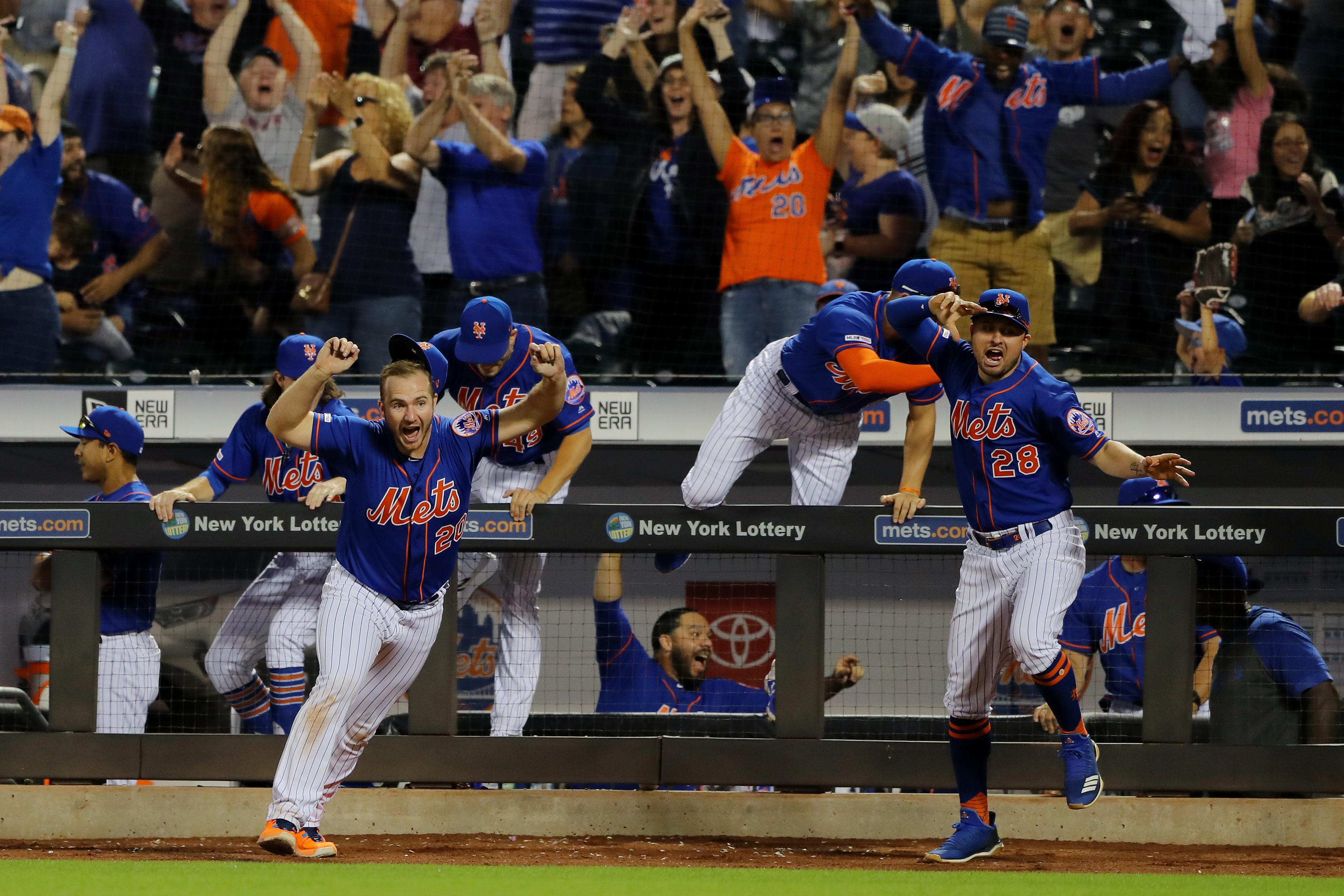 Atlanta Braves v. New York Mets