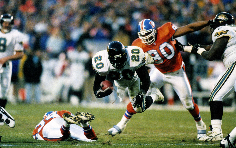 1996 AFC Dvisional Playoff Game - Jacksonville Jagaurs vs Denver Broncos - January 4, 1997