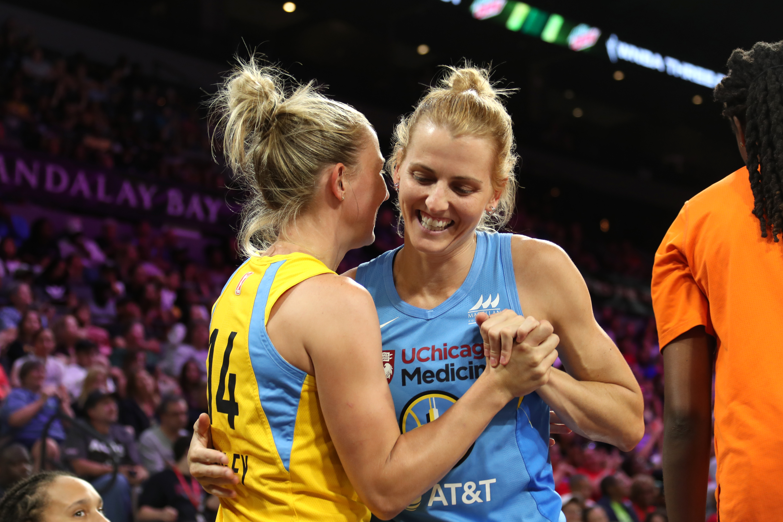 WNBA All-Star Game 2019 - MTN Dew Three-Point Contest