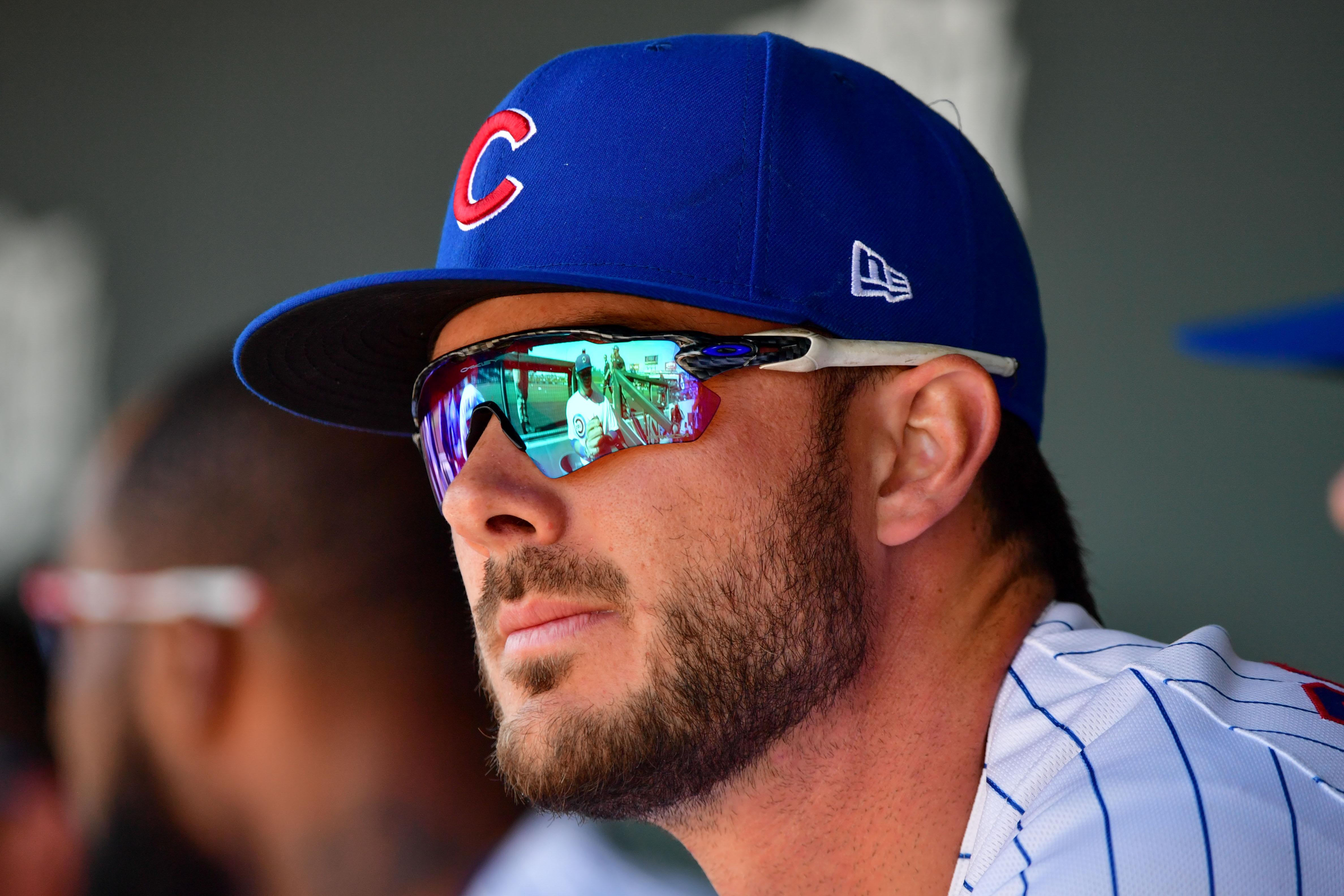 MLB: Spring Training-Kansas City Royals at Chicago Cubs