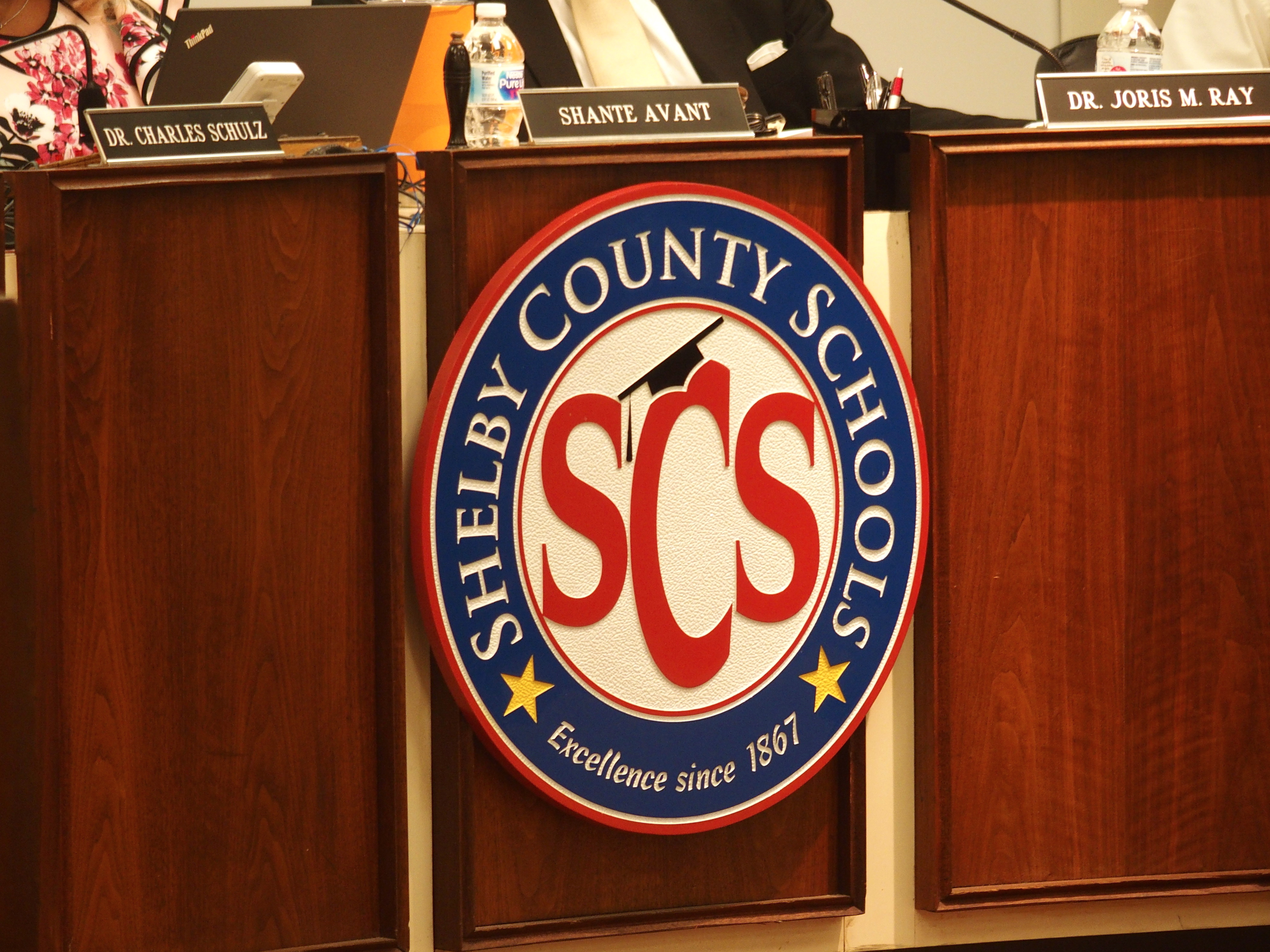 Shelby County Schools enrolls more than 110,000 students in Memphis.