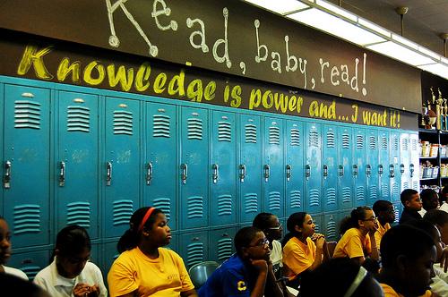 A KIPP charter school in the Bronx. (Creative Commons)
