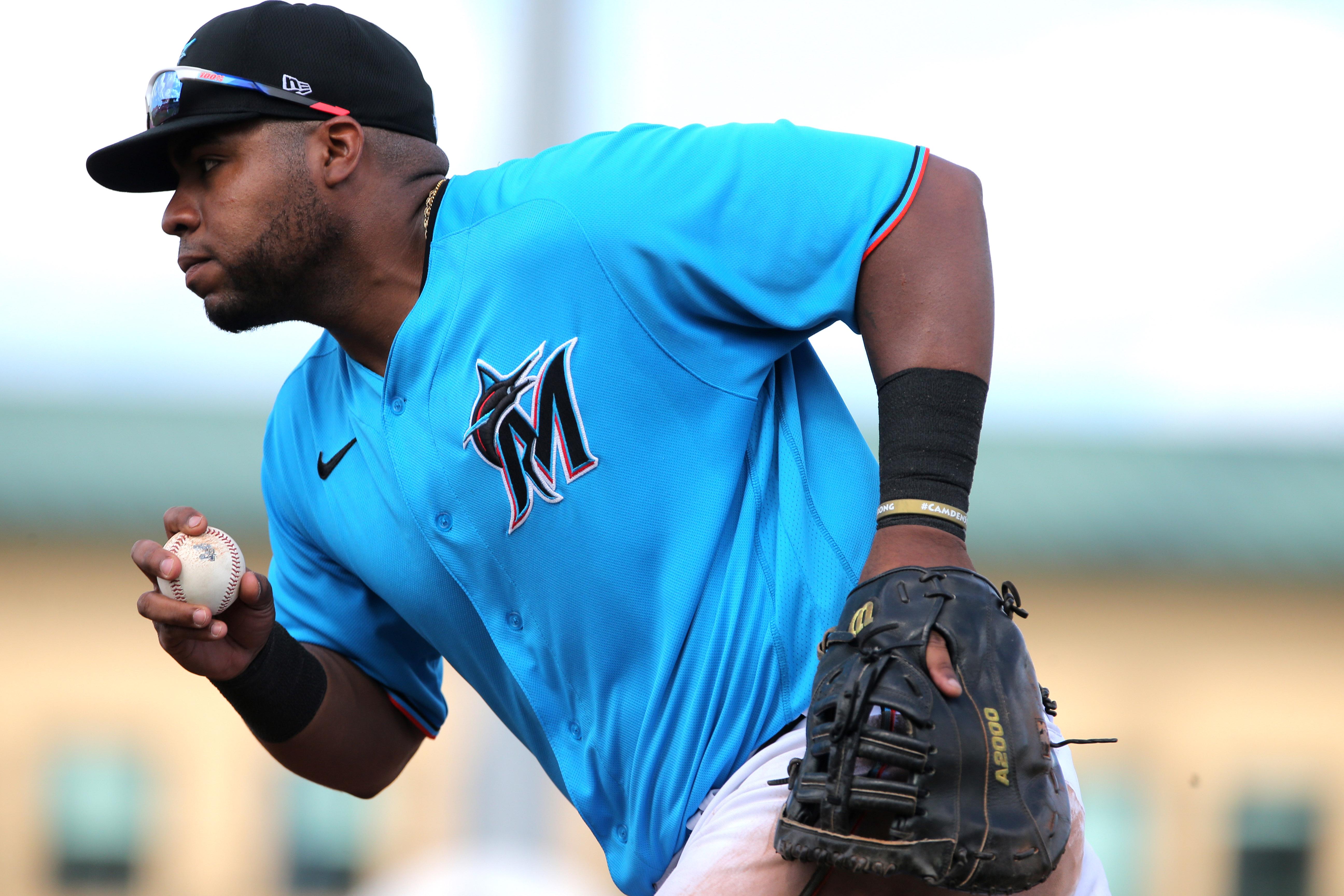 MLB: Spring Training-New York Mets at Miami Marlins