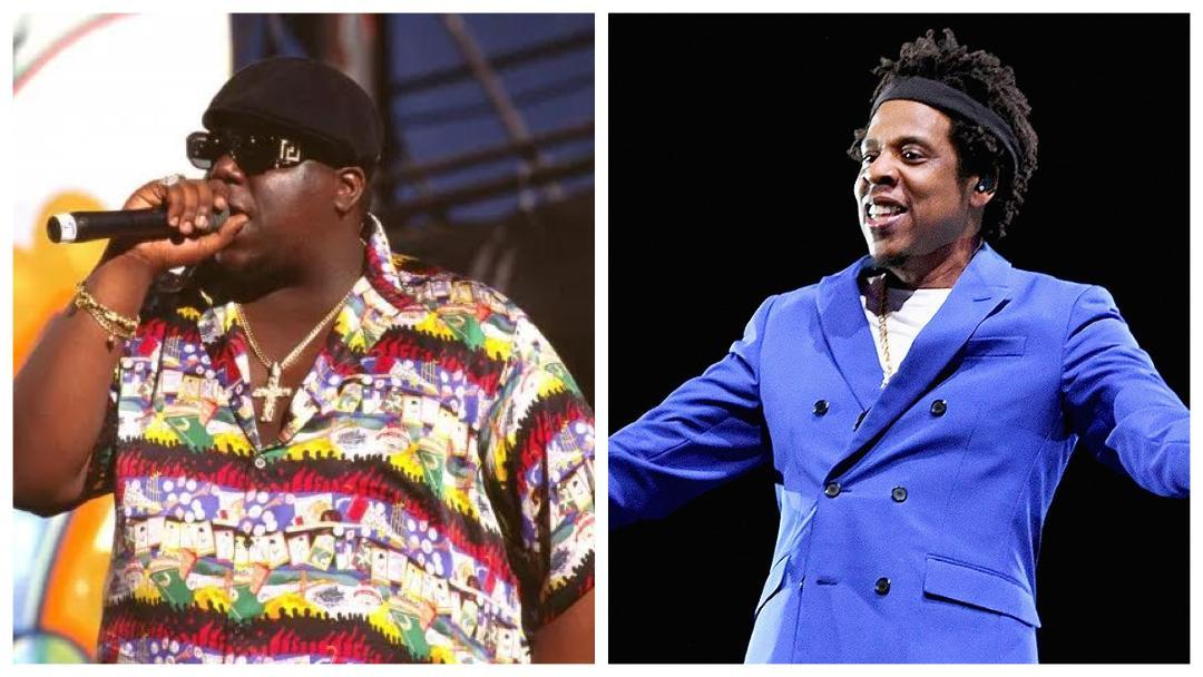 Notorious B.I.G.  and JAY-Z