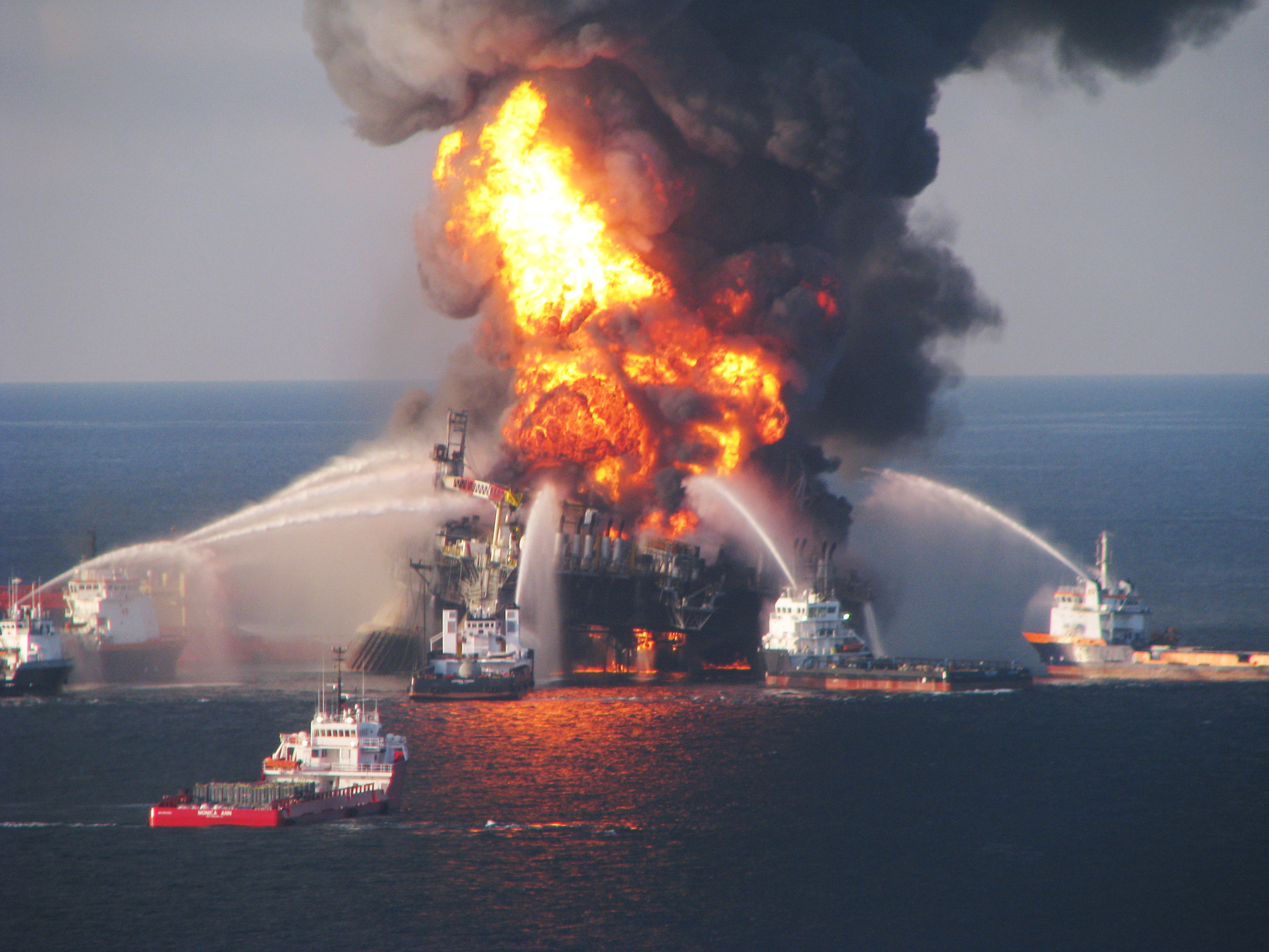 Deepwater Horizon: 10 Years After The Gulf Oil Spill