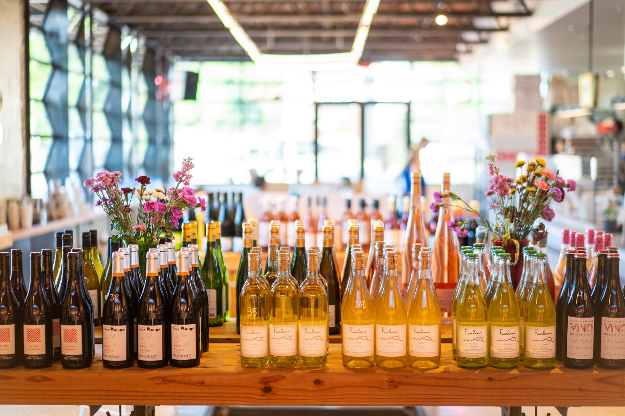 Wines at the Meteor