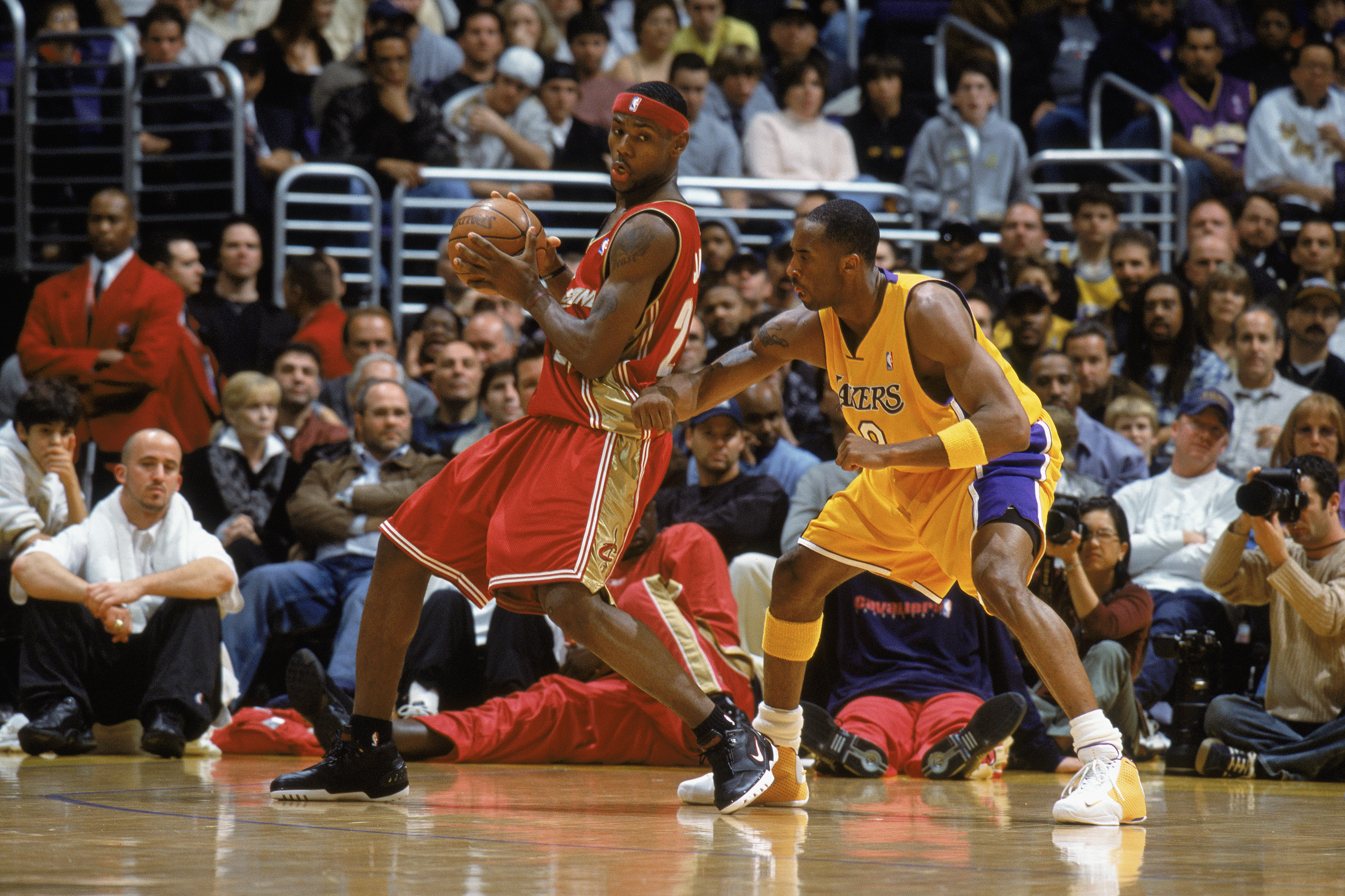 Cavaliers v Lakers