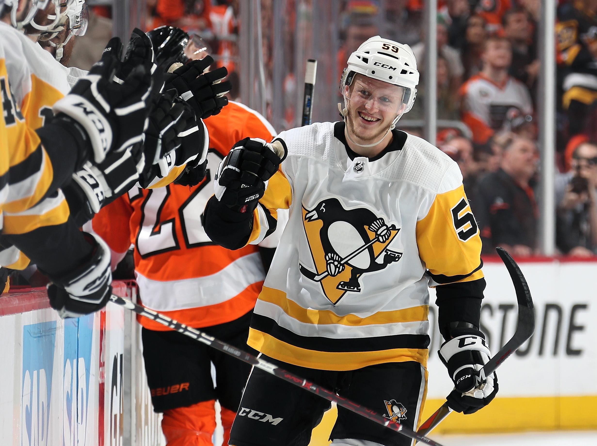 Pittsburgh Penguins v Philadelphia Flyers - Game Six
